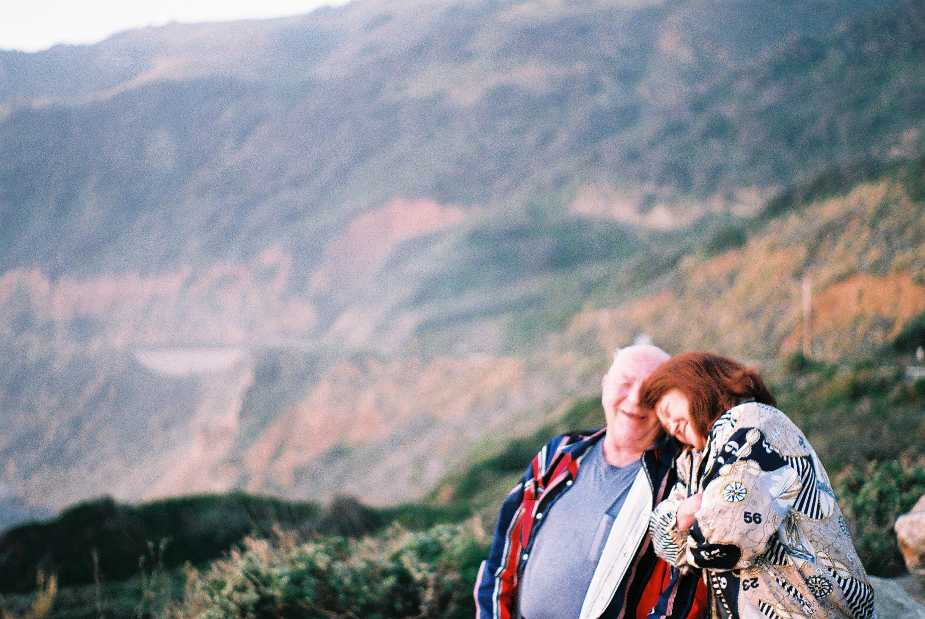 Highway 1 Lovers Analogue Travel Journal
