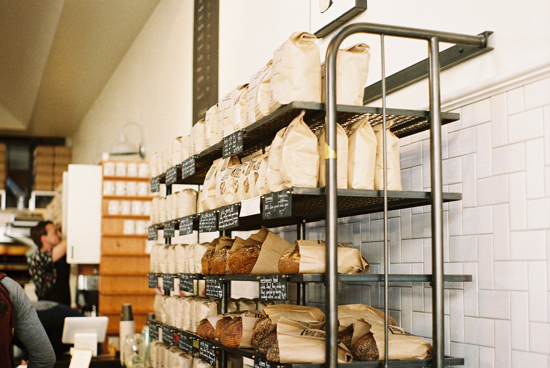 San Francisco The Mill Bakery Analogue Travel Journal