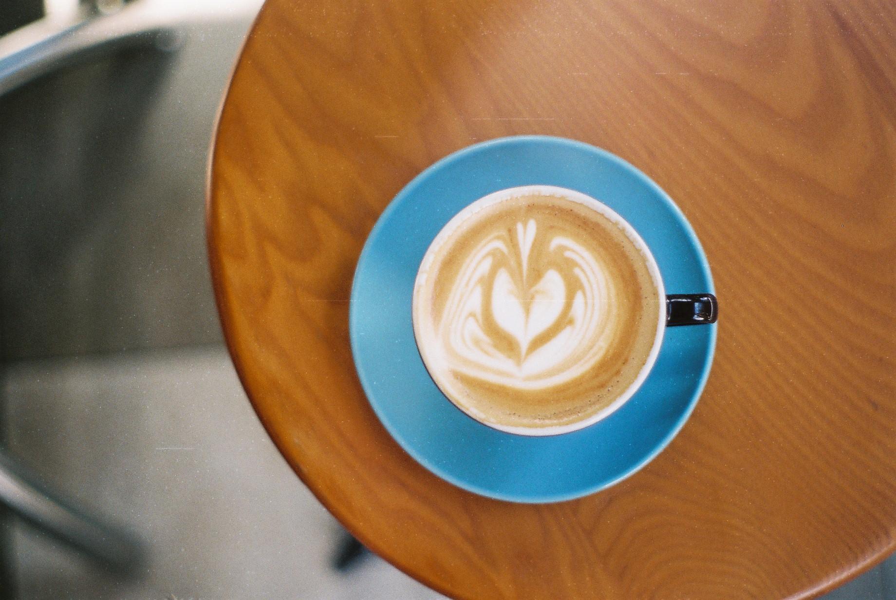 Brisbane Coffee Anthology 35mm Film Travel Photographer