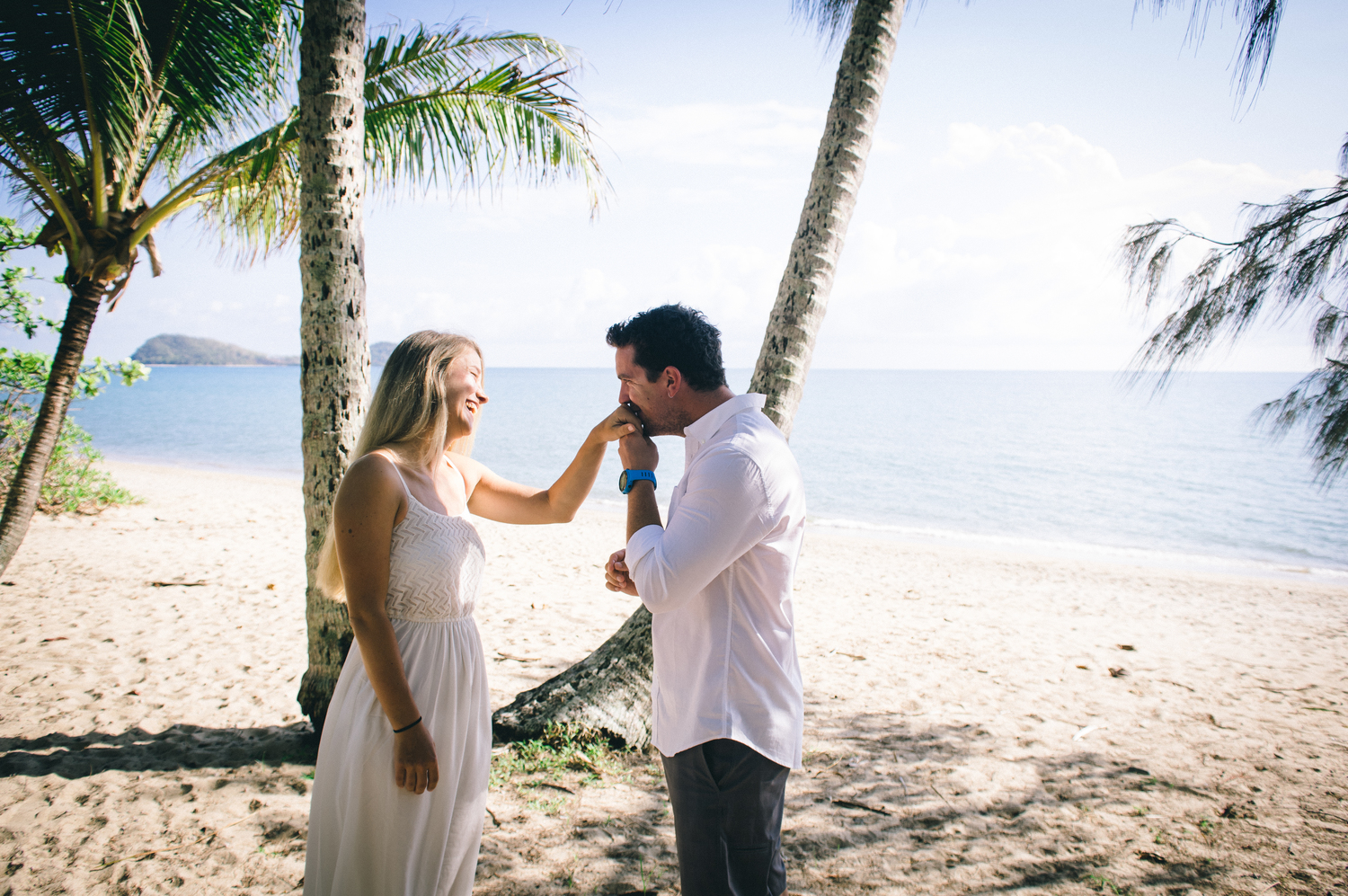 Craig + Ines Elope Cairns Photographer
