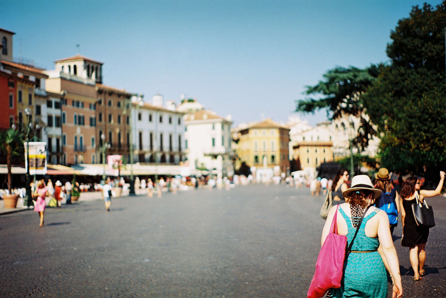 Verona Day Trip Piazza Brà