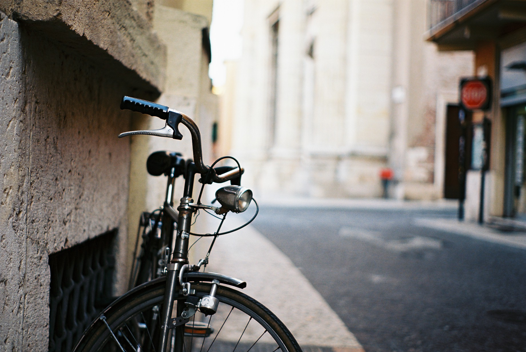 Verona Via Anfiteatro Bicycle