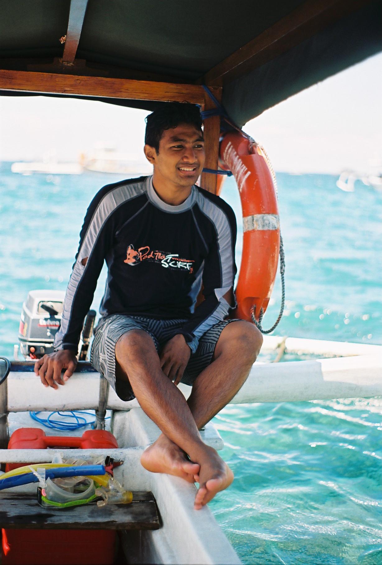 Padangbai Bali Snorkelling Guide Analogue Travel Photography