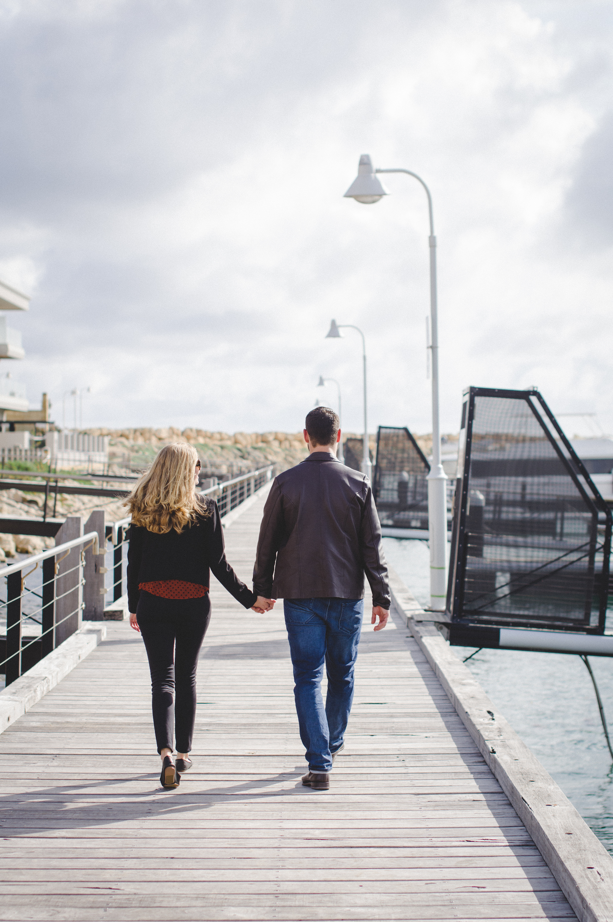 Mindarie Marina Couples Portrait Session