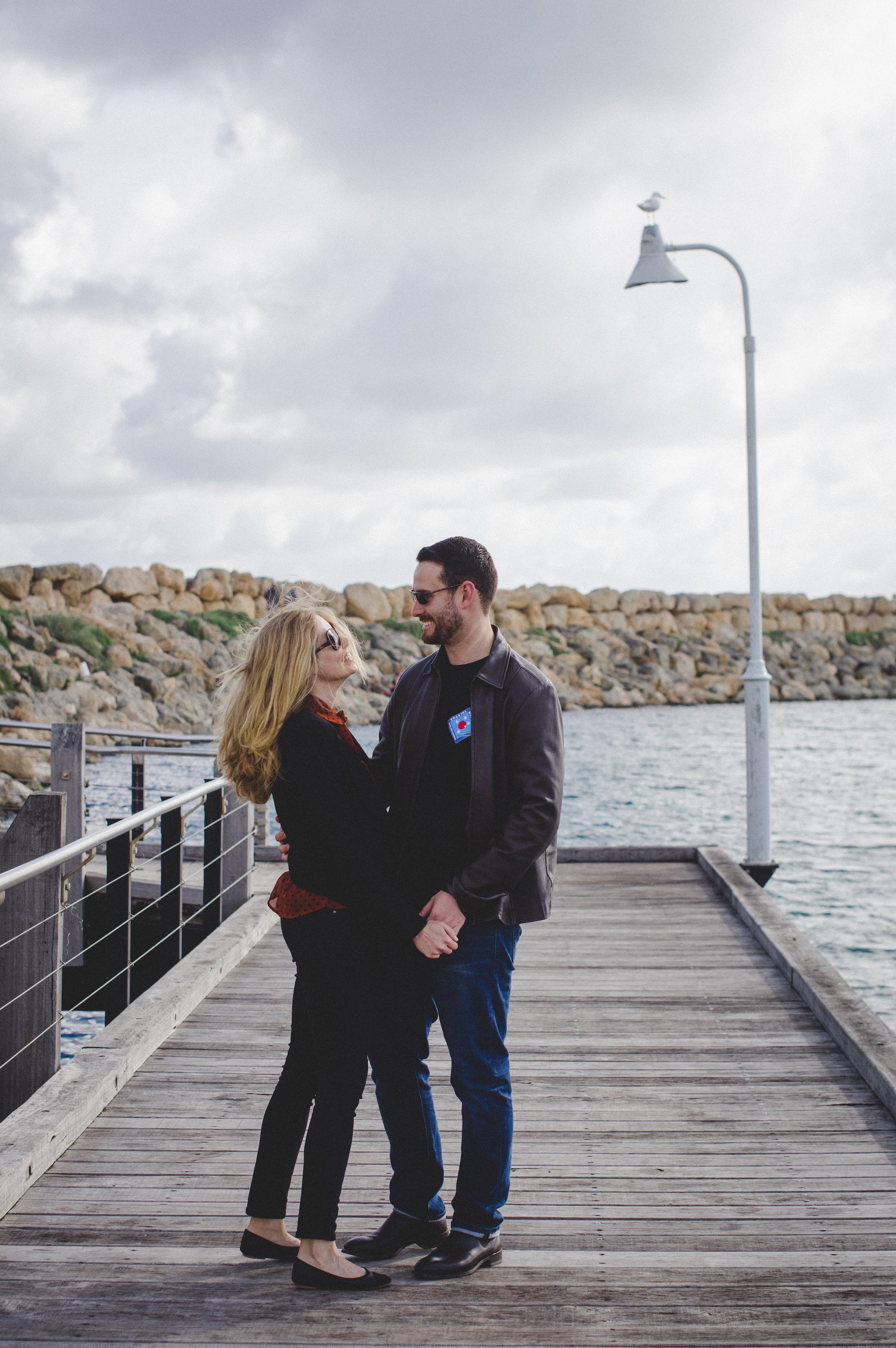 Mindarie Marina Couples Photo Session