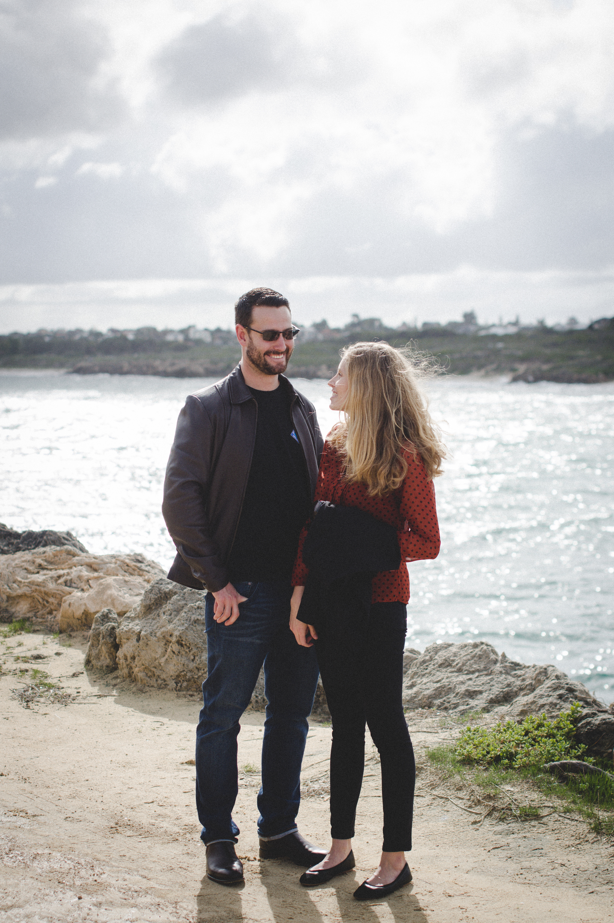 Mindarie Marina Couples Portrait Photos
