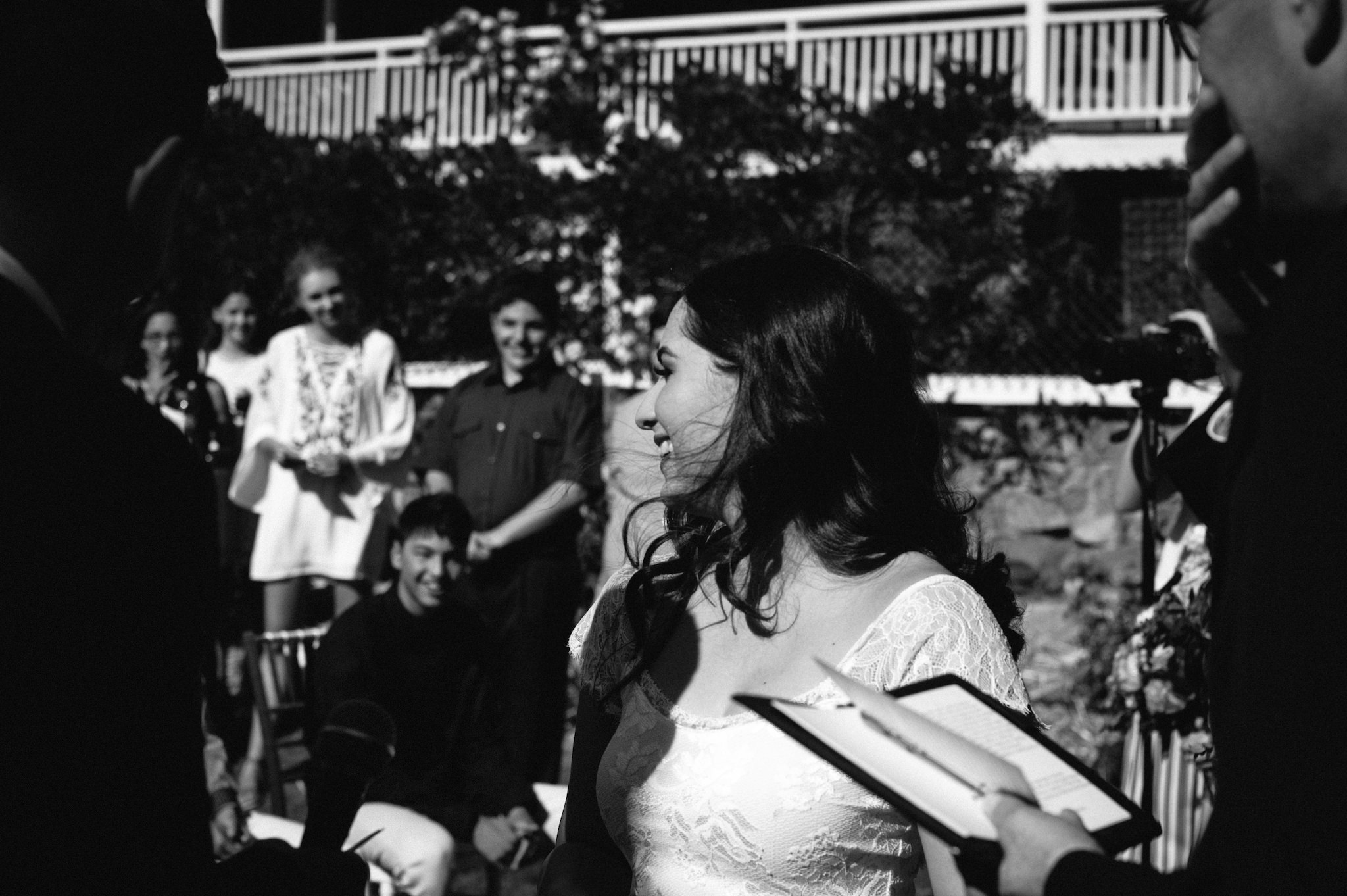 Laurelville Manor Ceremony Sarah Marvin York Wedding Photographer 14