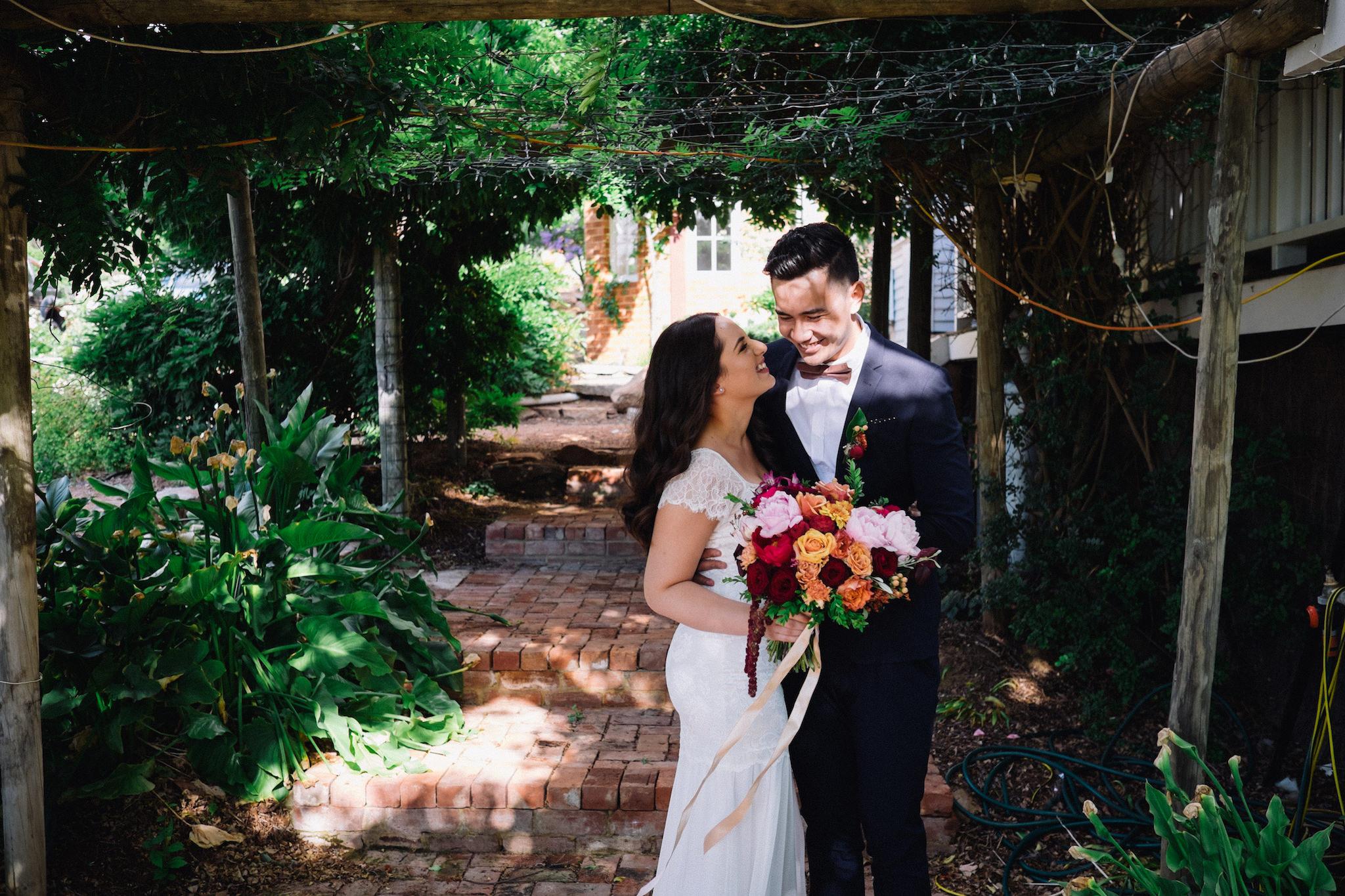 Laurelville Manor Sarah Marvin York Wedding Photographer 35