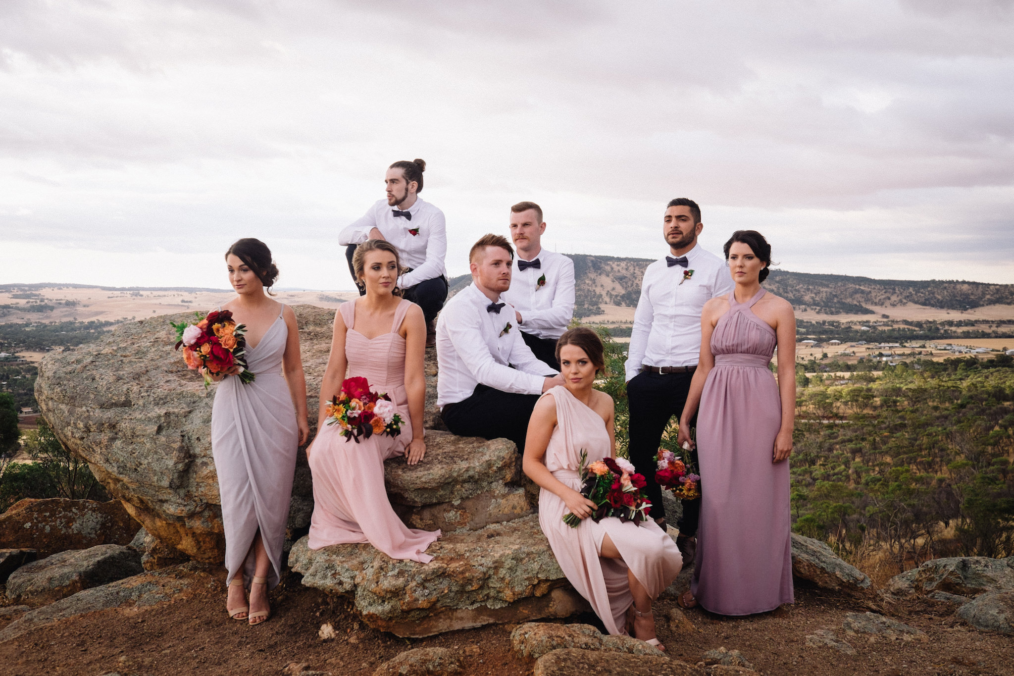 Mt Brown Sarah Marvin York Wedding Photographer 1
