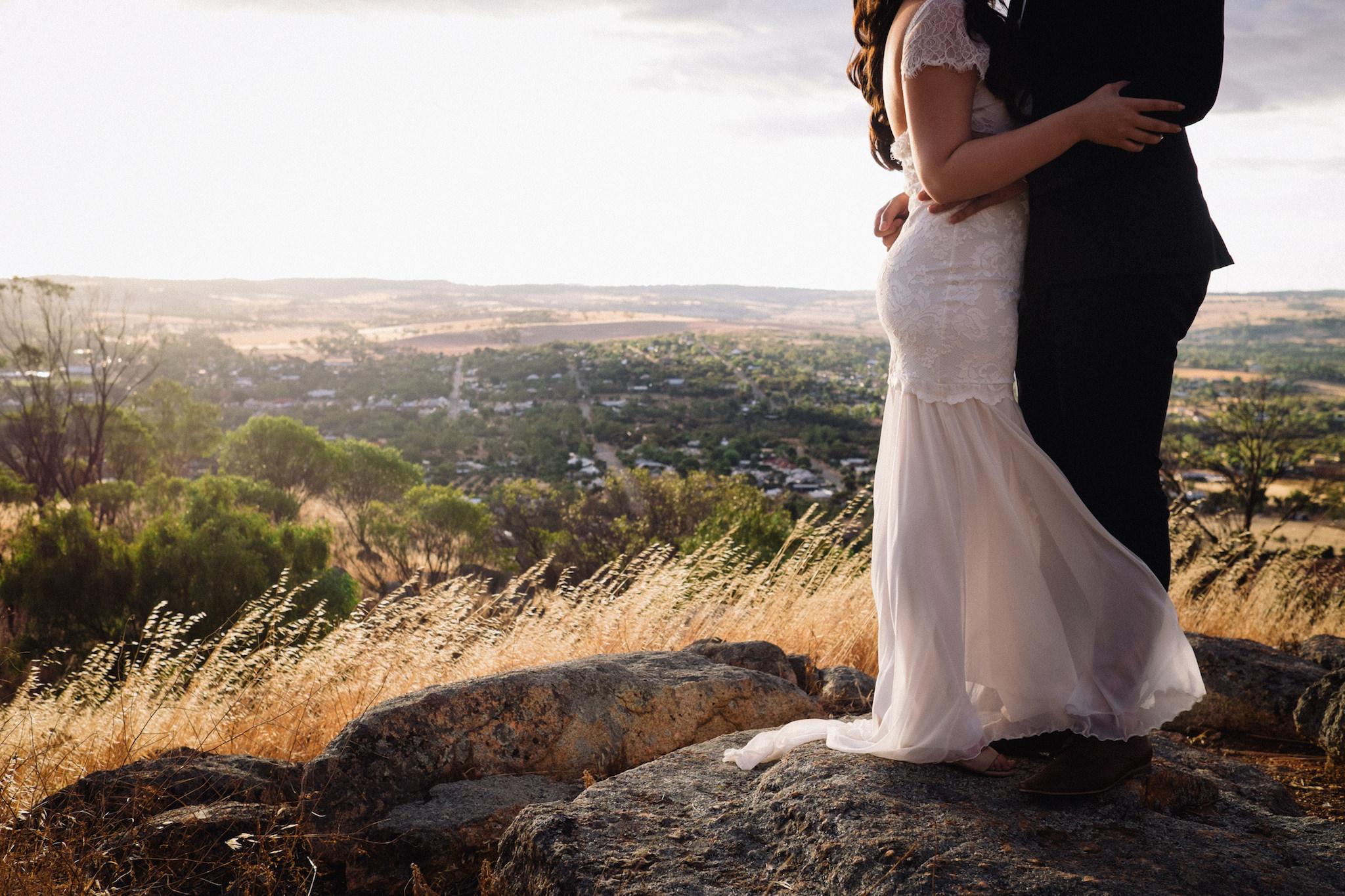 Mt Brown Sarah Marvin York Wedding Photographer 17