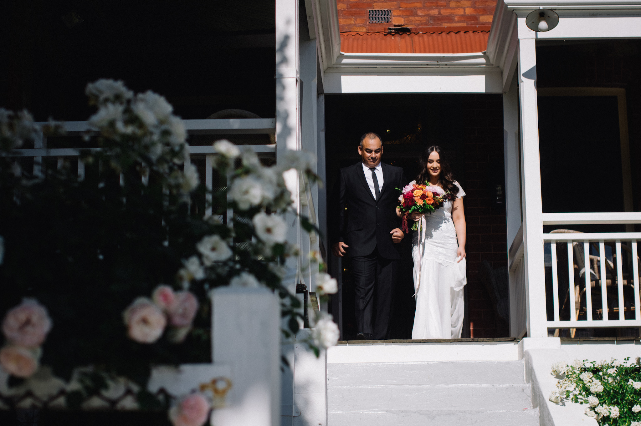 Laurelville Manor Ceremony Sarah Marvin York Wedding Photographer 2