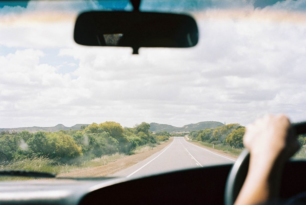 Geraldton Roadtrip In Transit Analogue Photography