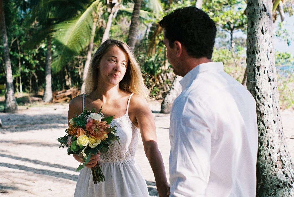 Craig Ines Queensland elopement analogue