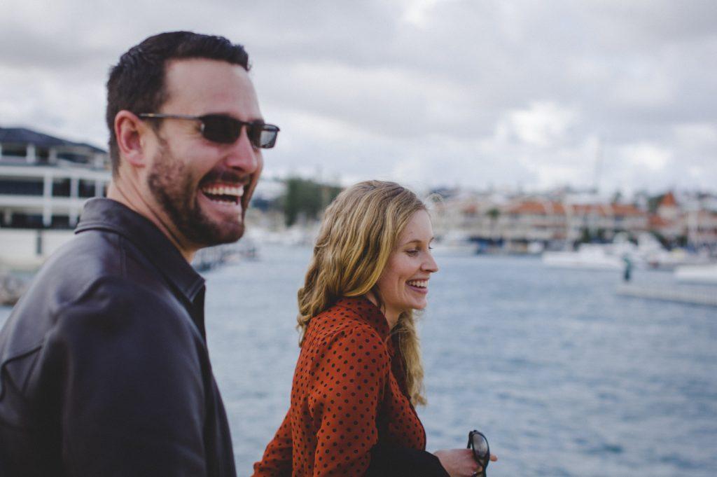 Oceanside Couples Portrait Session