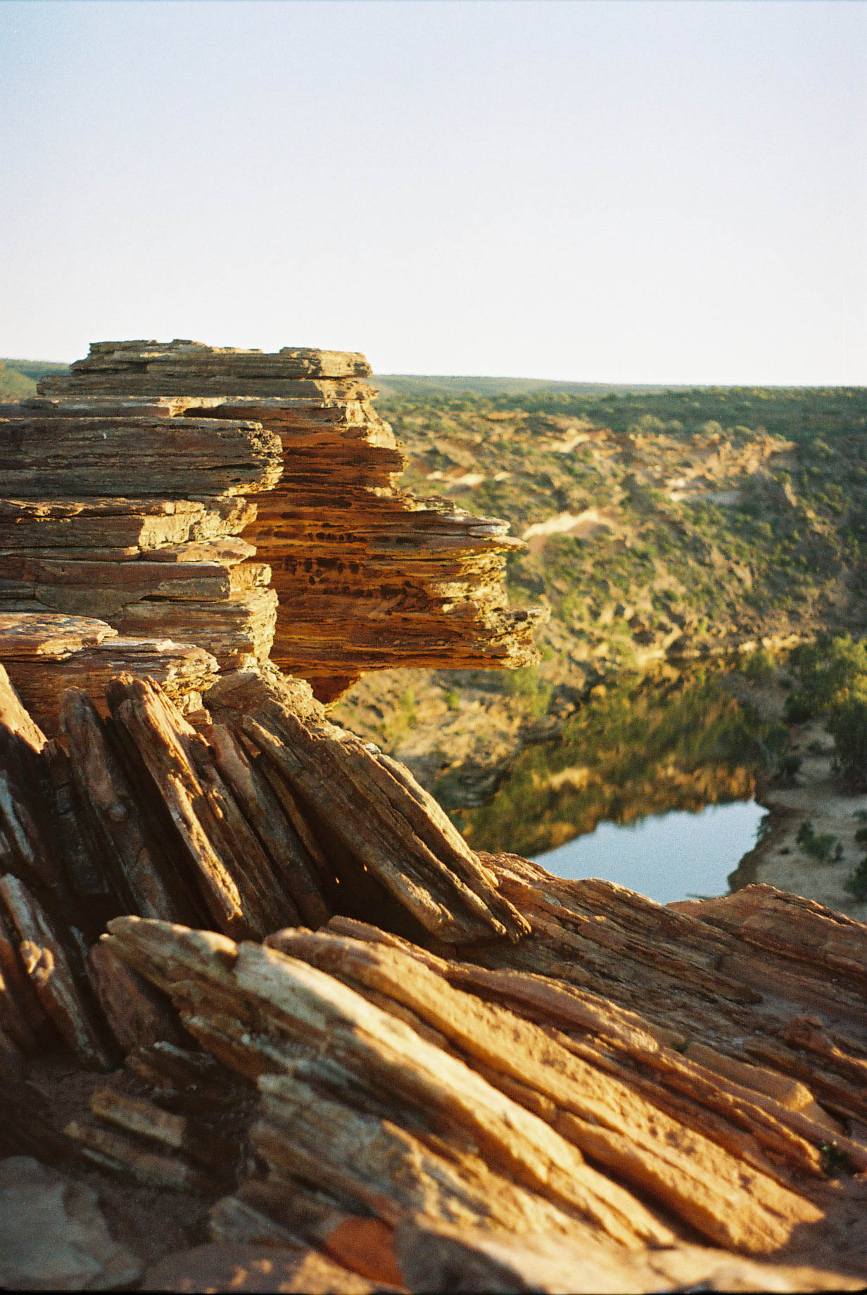 Kalbarri Roadtrip Nature's Window Rocks Analogue Travel Photographer