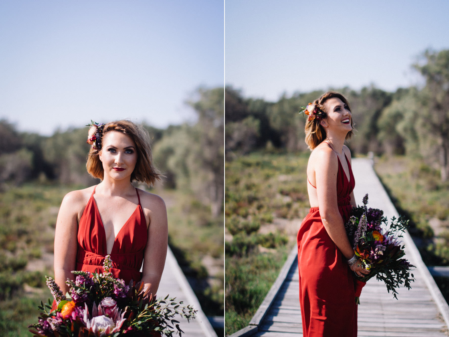Coodanup Reserve Natural Wedding Photography 7