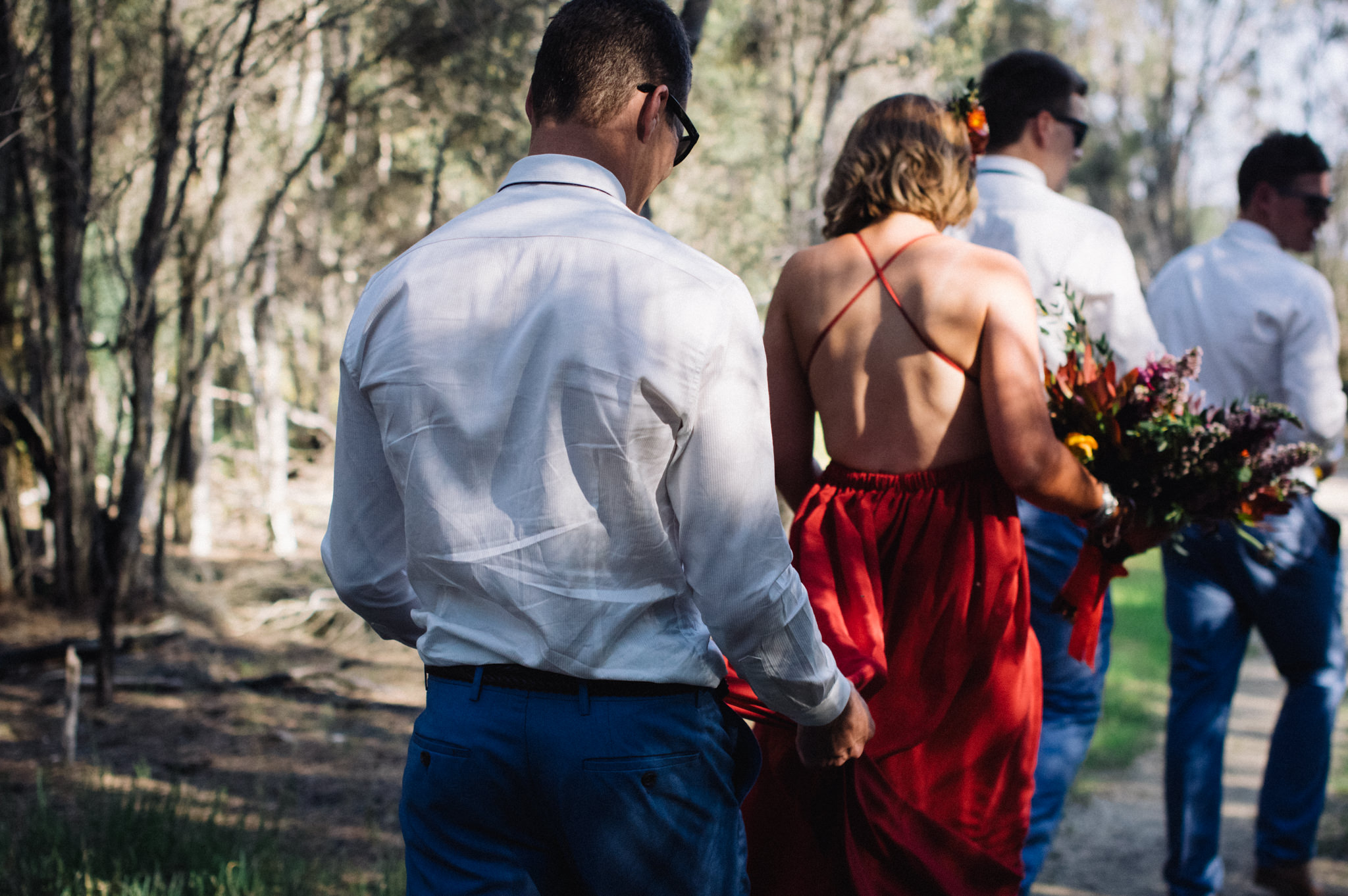 Coodanup Reserve Natural Wedding Photography 12