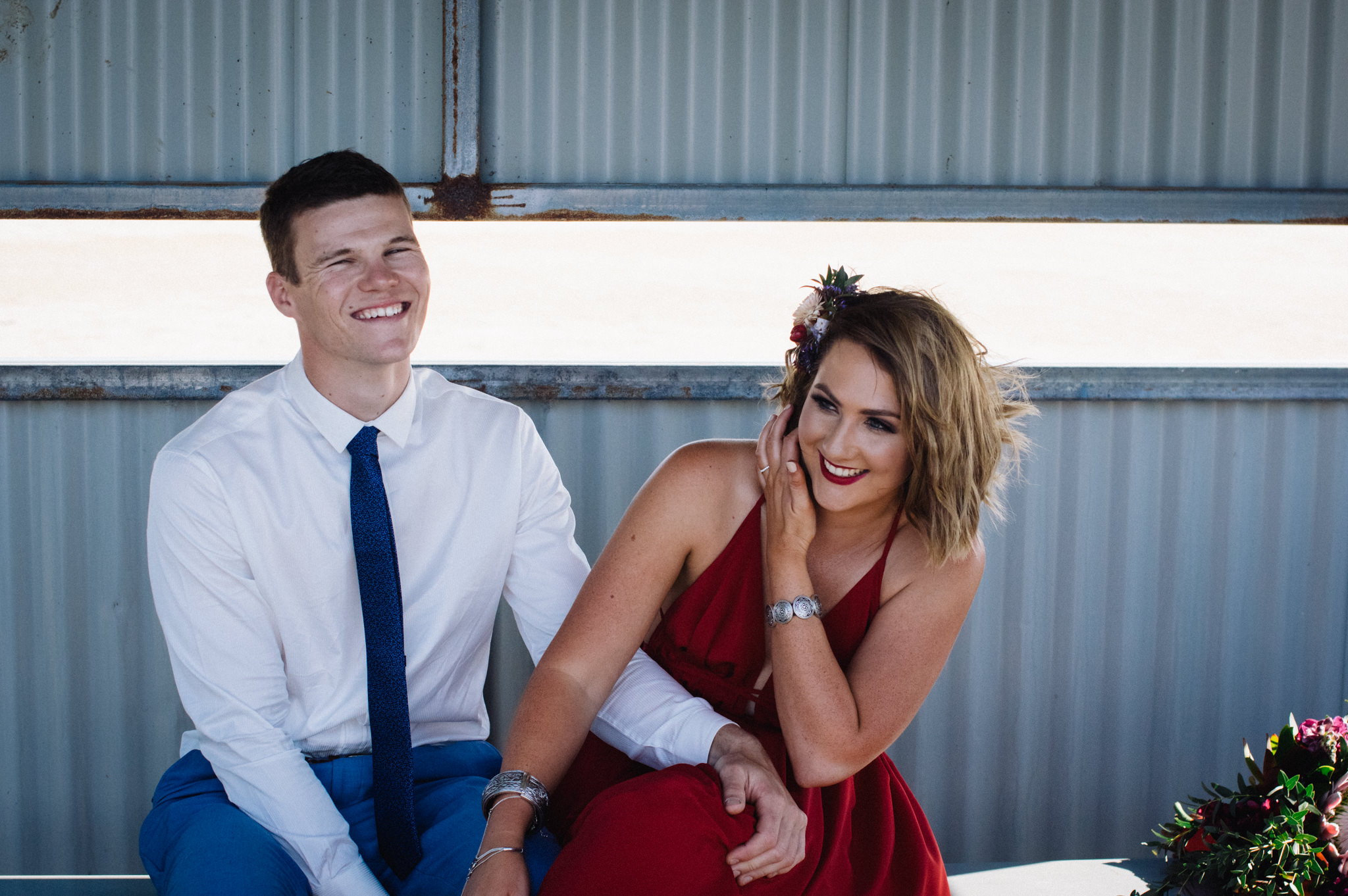 Coodanup Reserve Natural Wedding Photography 16