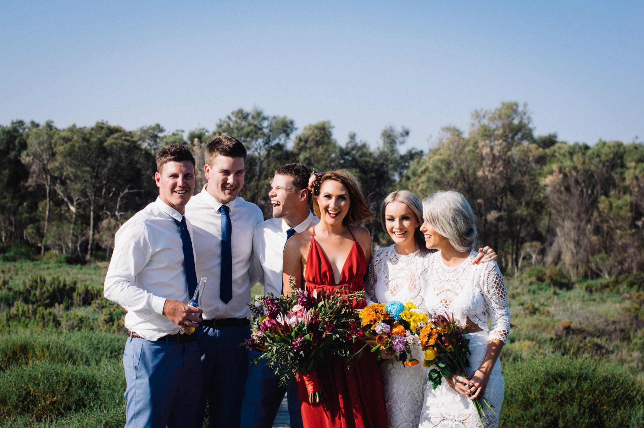 Coodanup Reserve Natural Wedding Photography 24