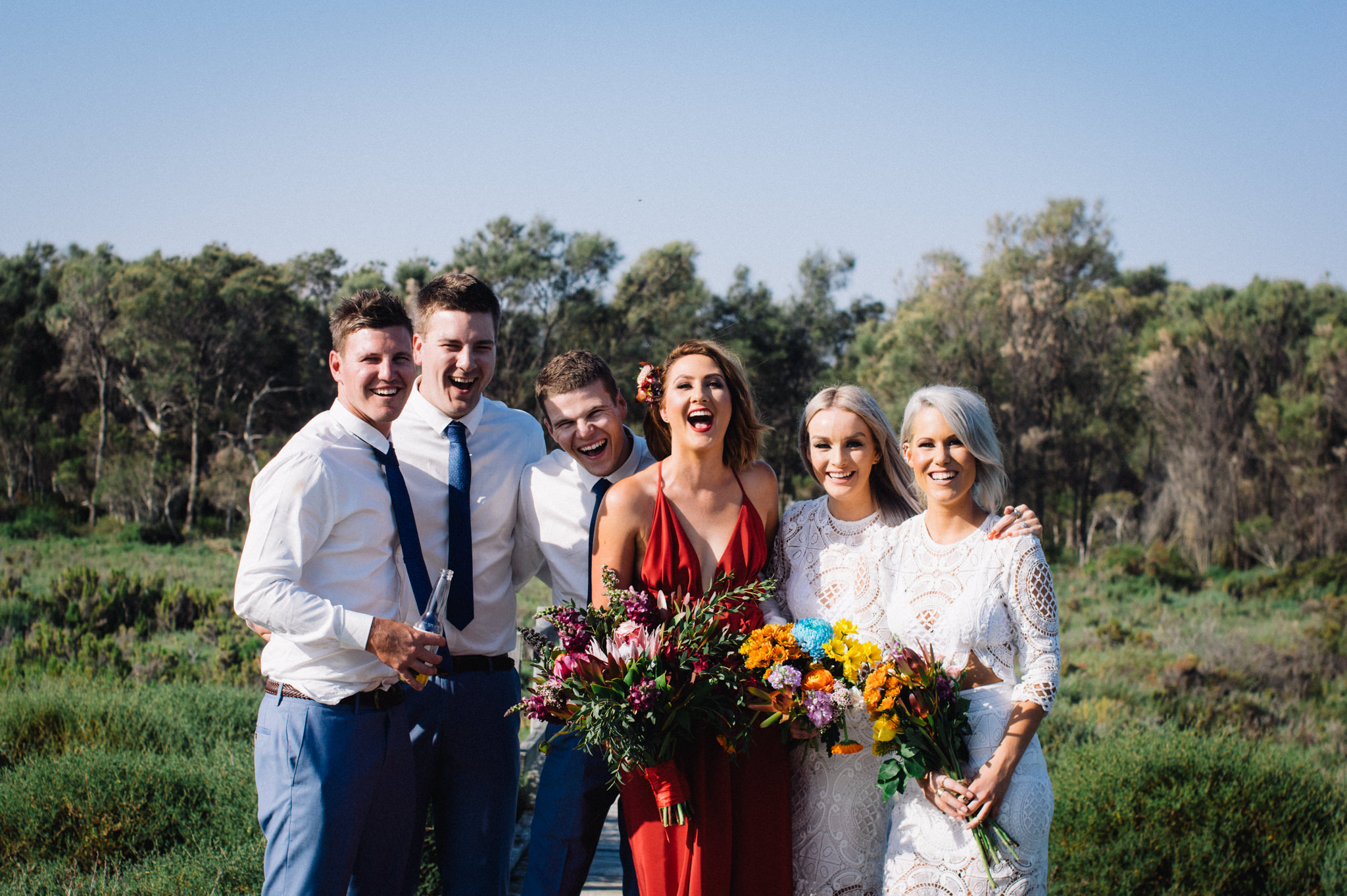 Coodanup Reserve Natural Wedding Photography 25