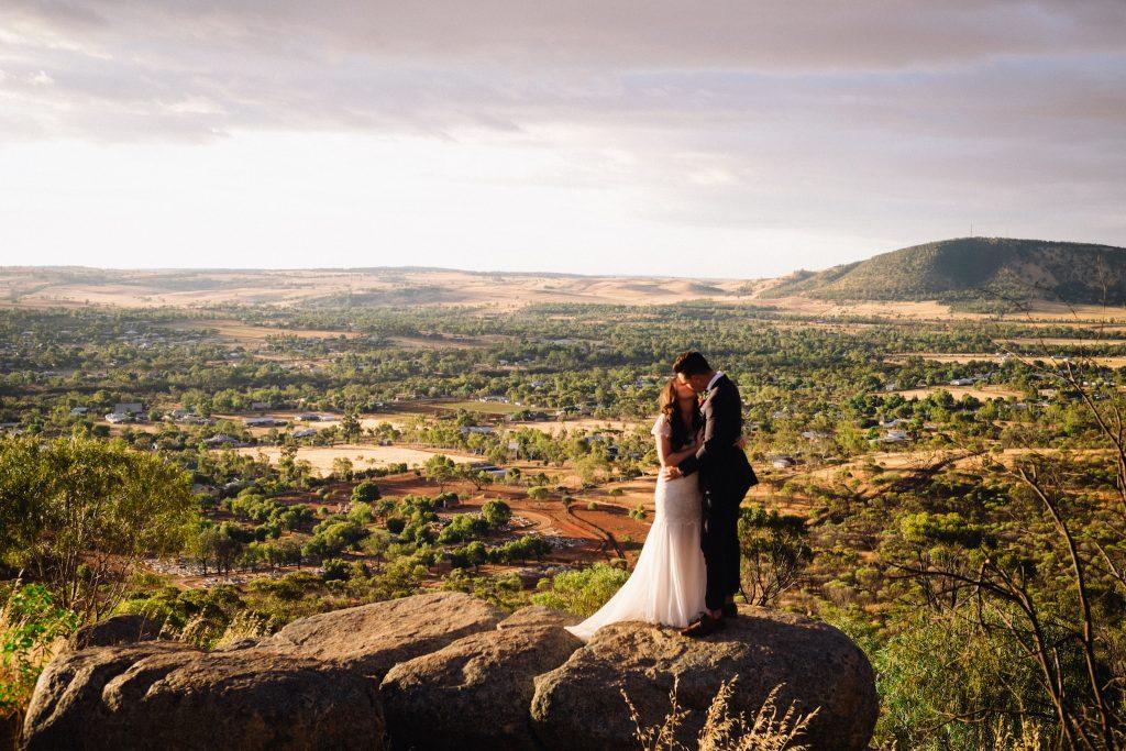 Mt Brown Sarah Marvin York Wedding Photographer 19