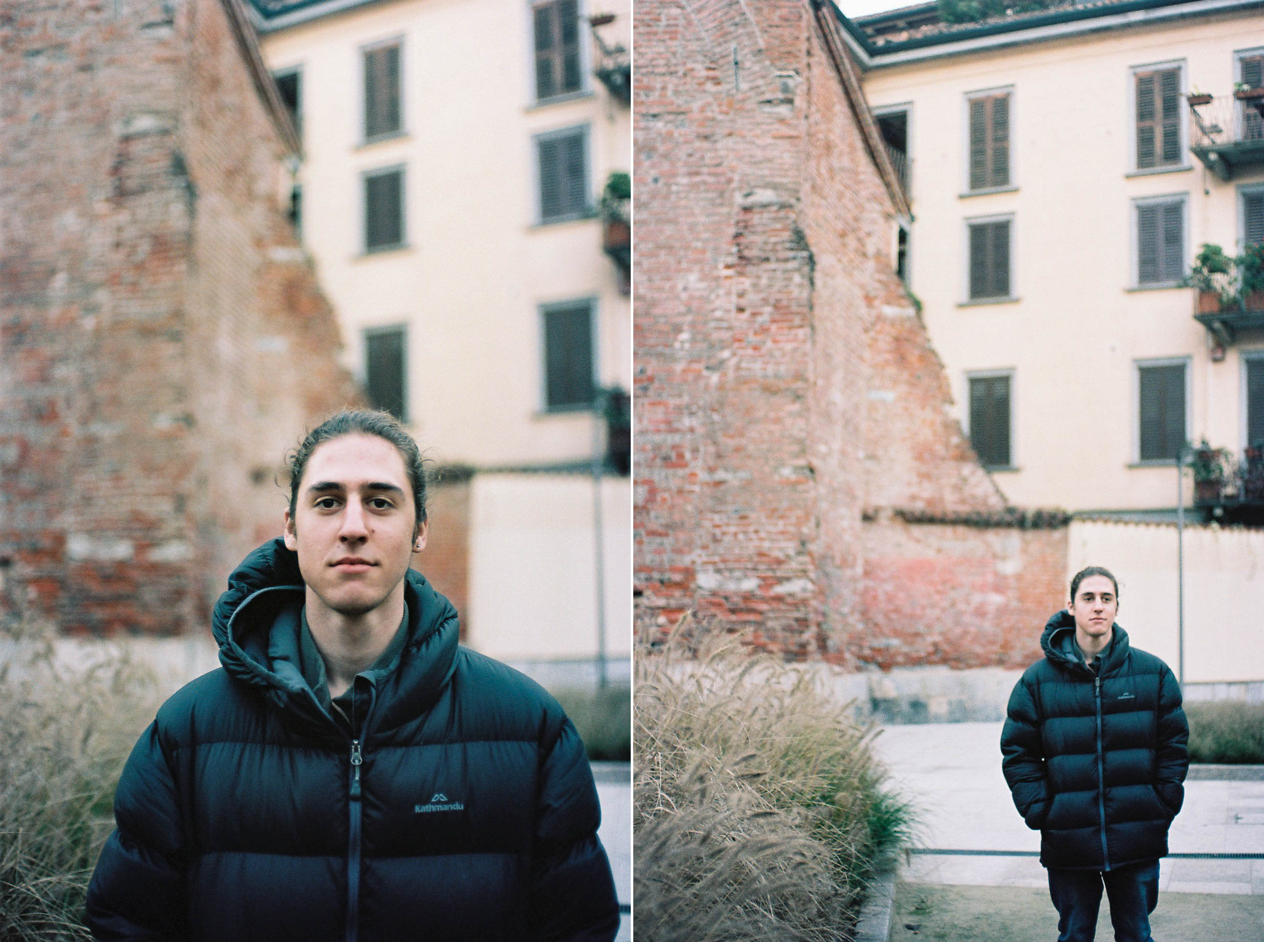 Igor Portrait Italian Winter Travels Lifestyle Travel Photographer