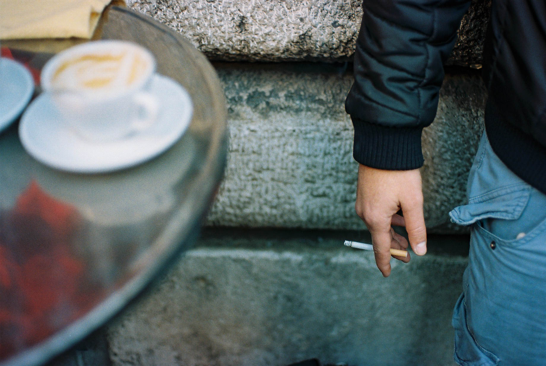 Cigarette Italian Winter Travels Lifestyle Travel Photographer