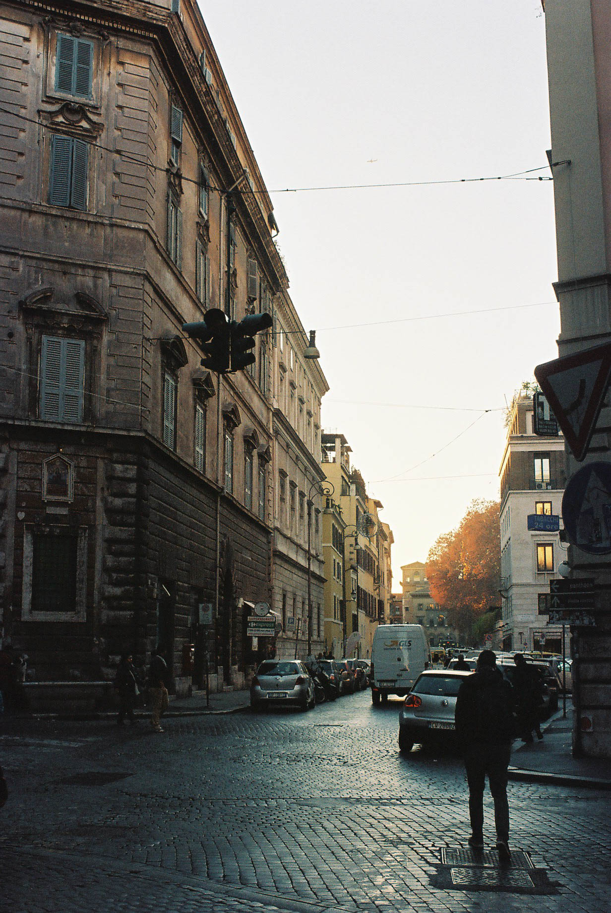 Roman Streets Italian Winter Travels Lifestyle Travel Photographer 2