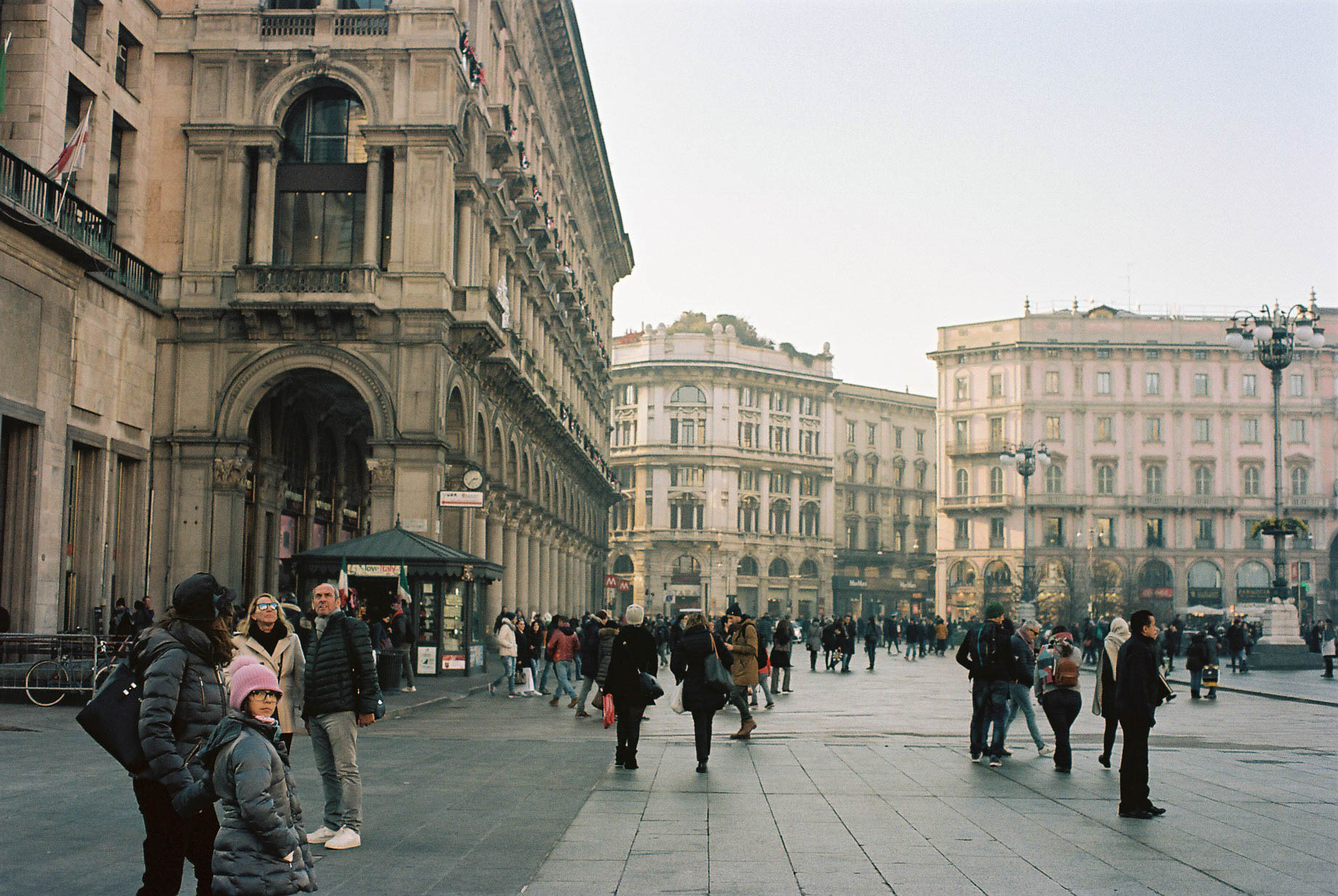 Piazza Duomo Italian Winter Travels Lifestyle Travel Photographer