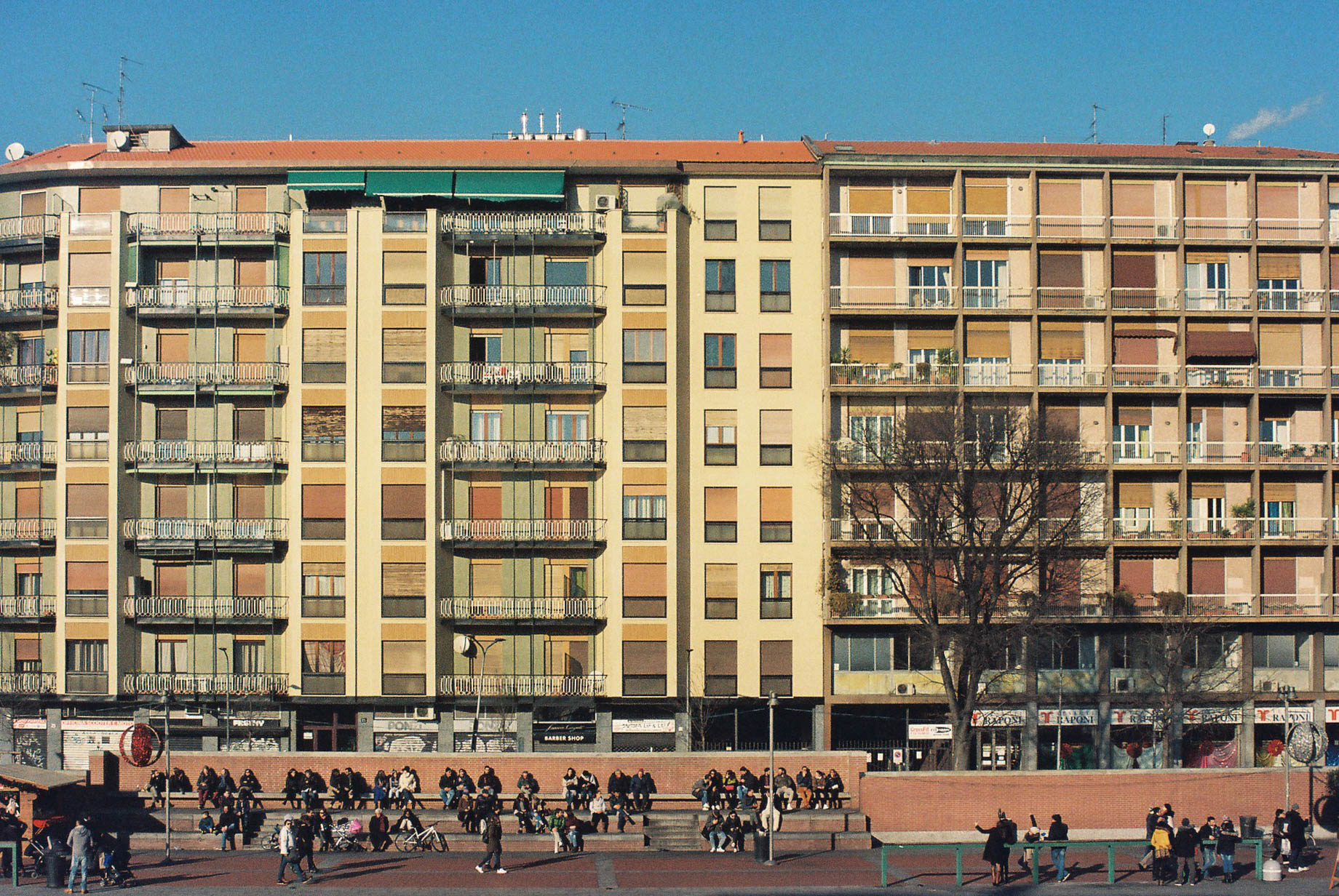 Darsena Italian Winter Travels Lifestyle Travel Photographer 2