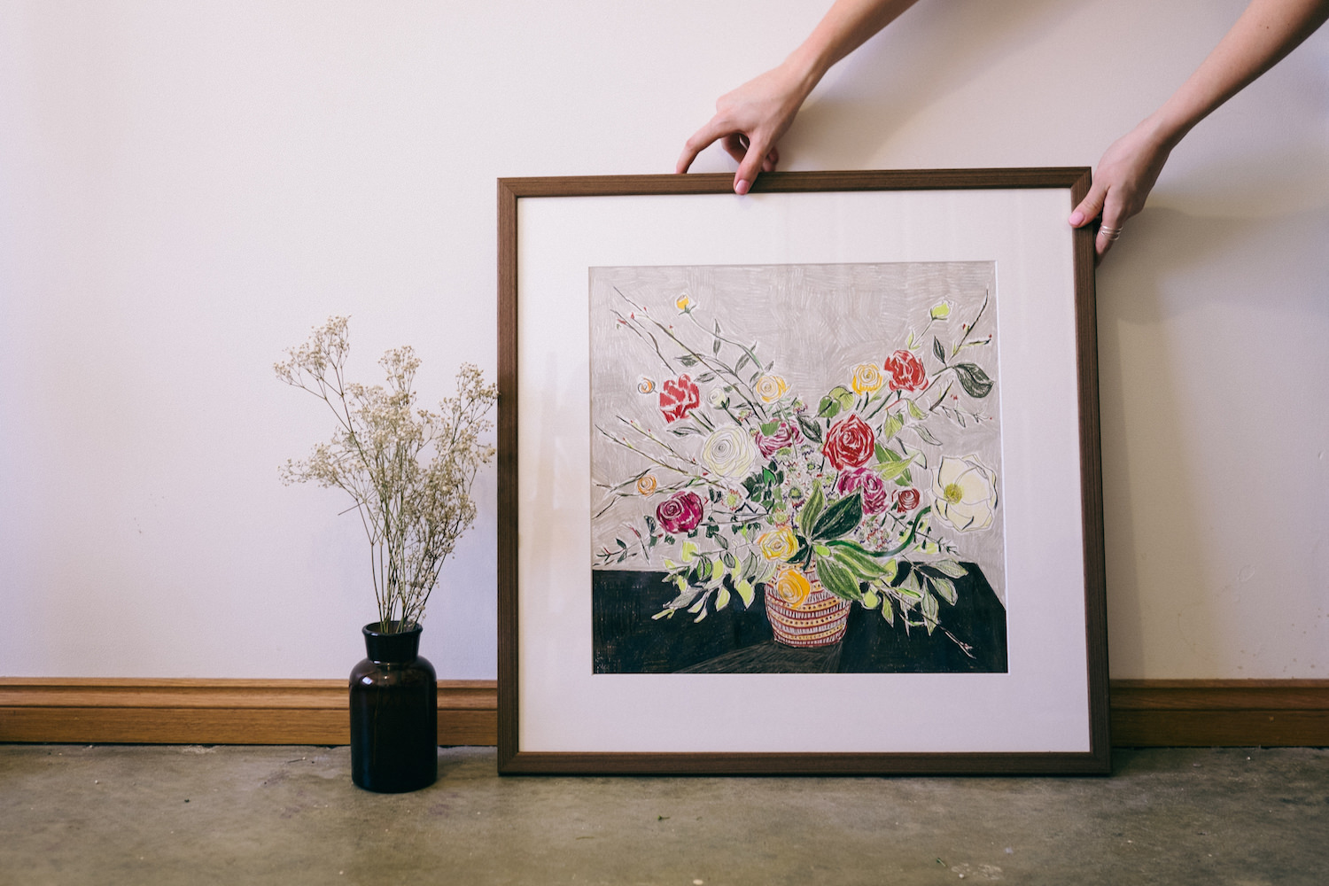 Creative Business Photography Ashleigh Perrella Artist Florist 47