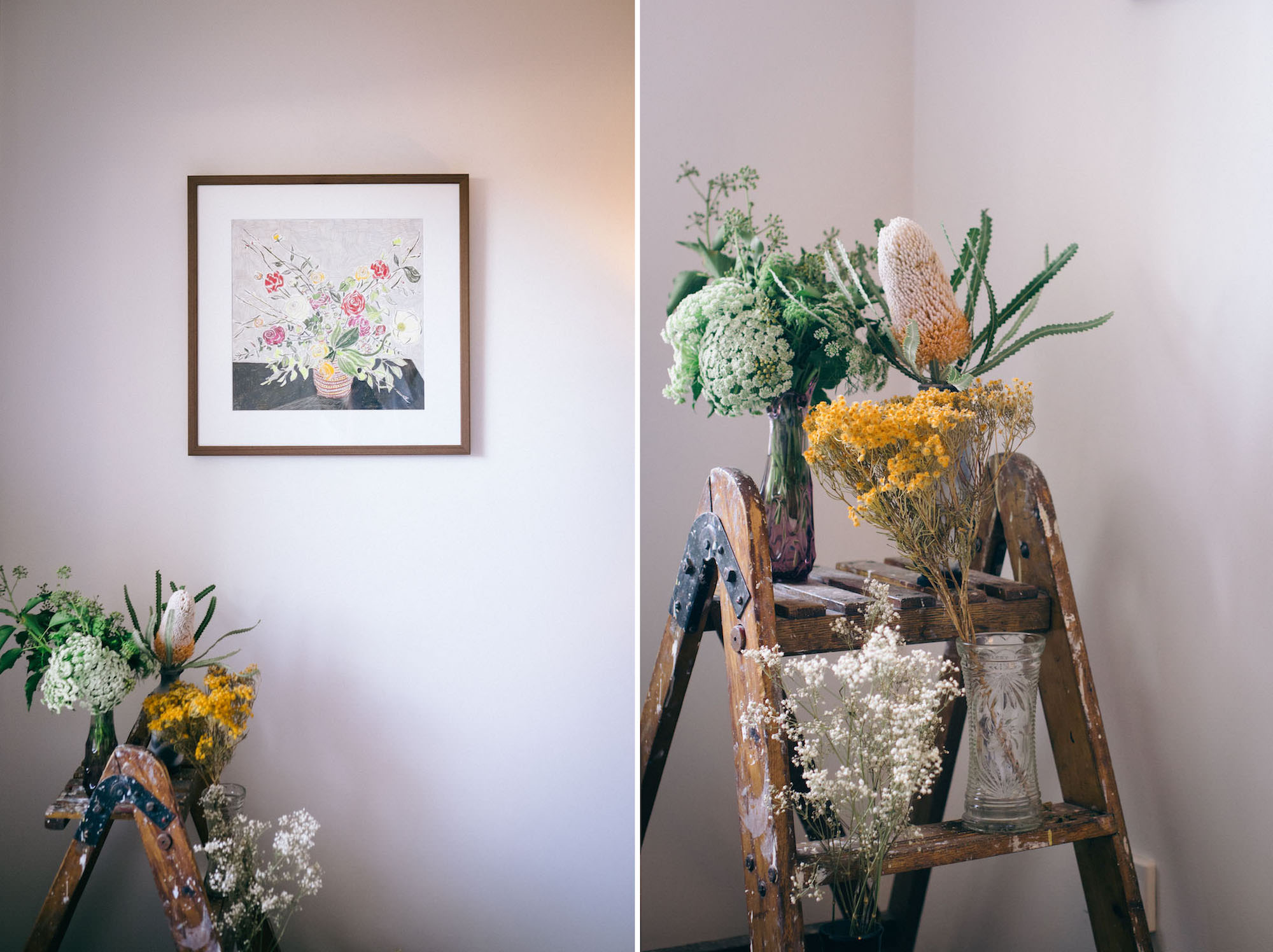 Creative Business Photography Ashleigh Perrella Artist Florist 9