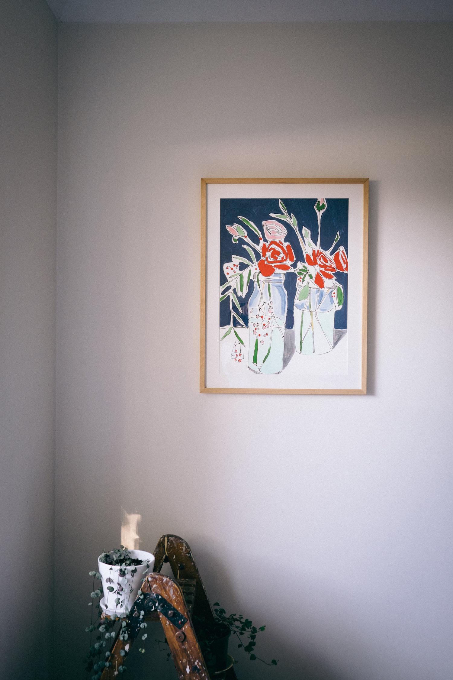 Creative Business Photography Ashleigh Perrella Artist Florist 2