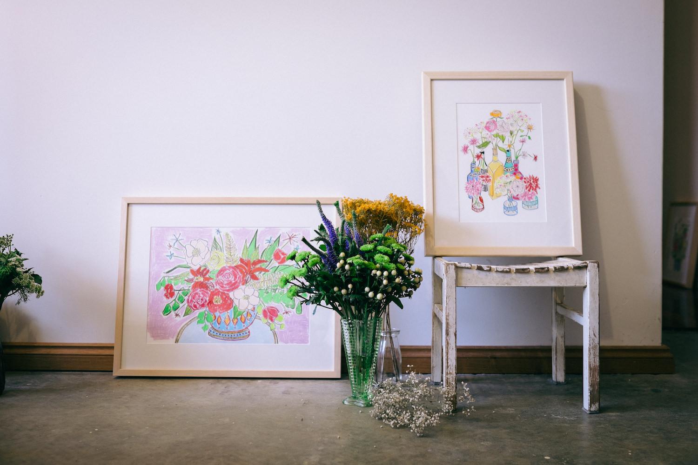 Creative Business Photography Ashleigh Perrella Artist Florist 10