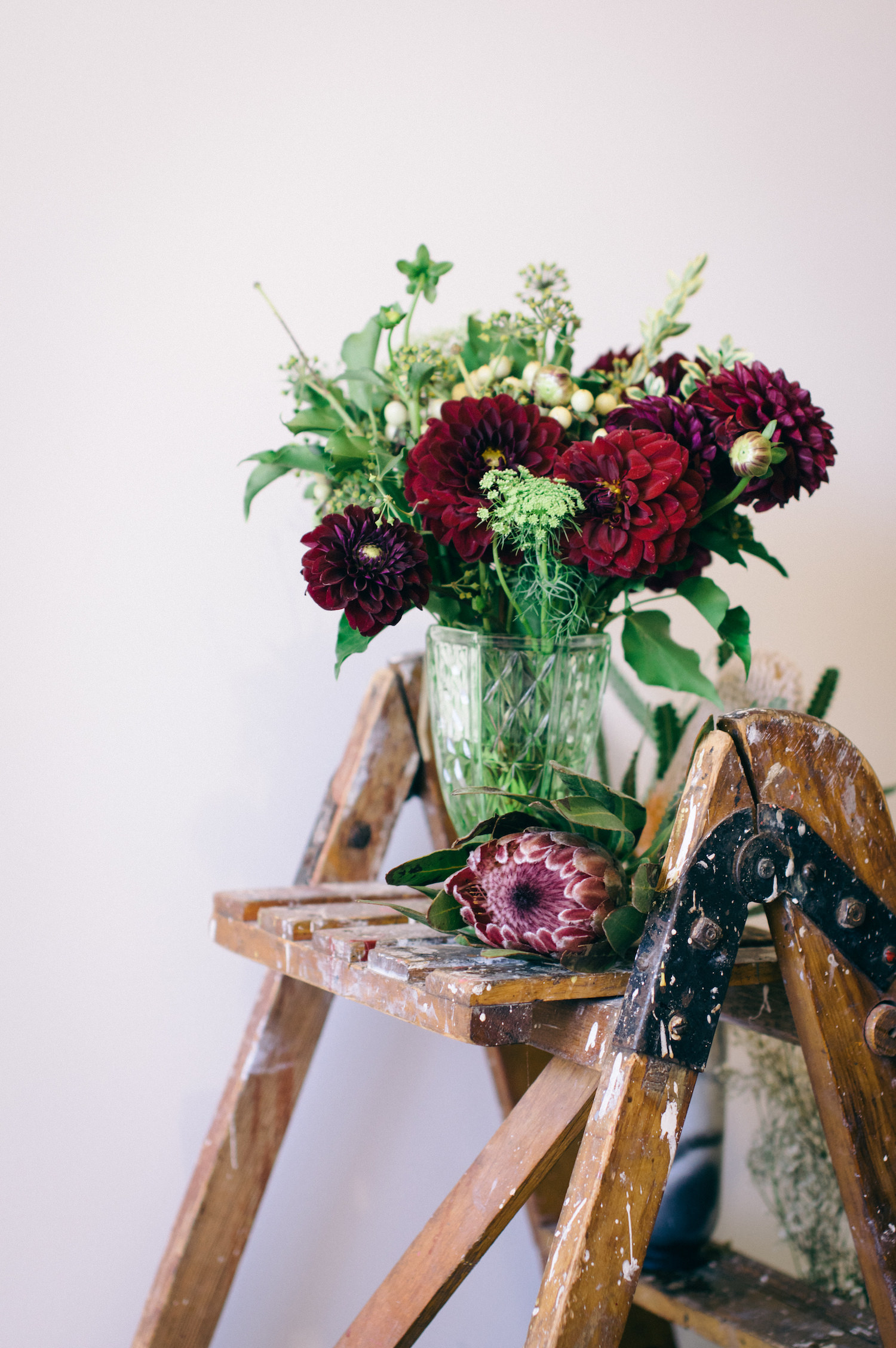 Creative Business Photography Ashleigh Perrella Artist Florist 13