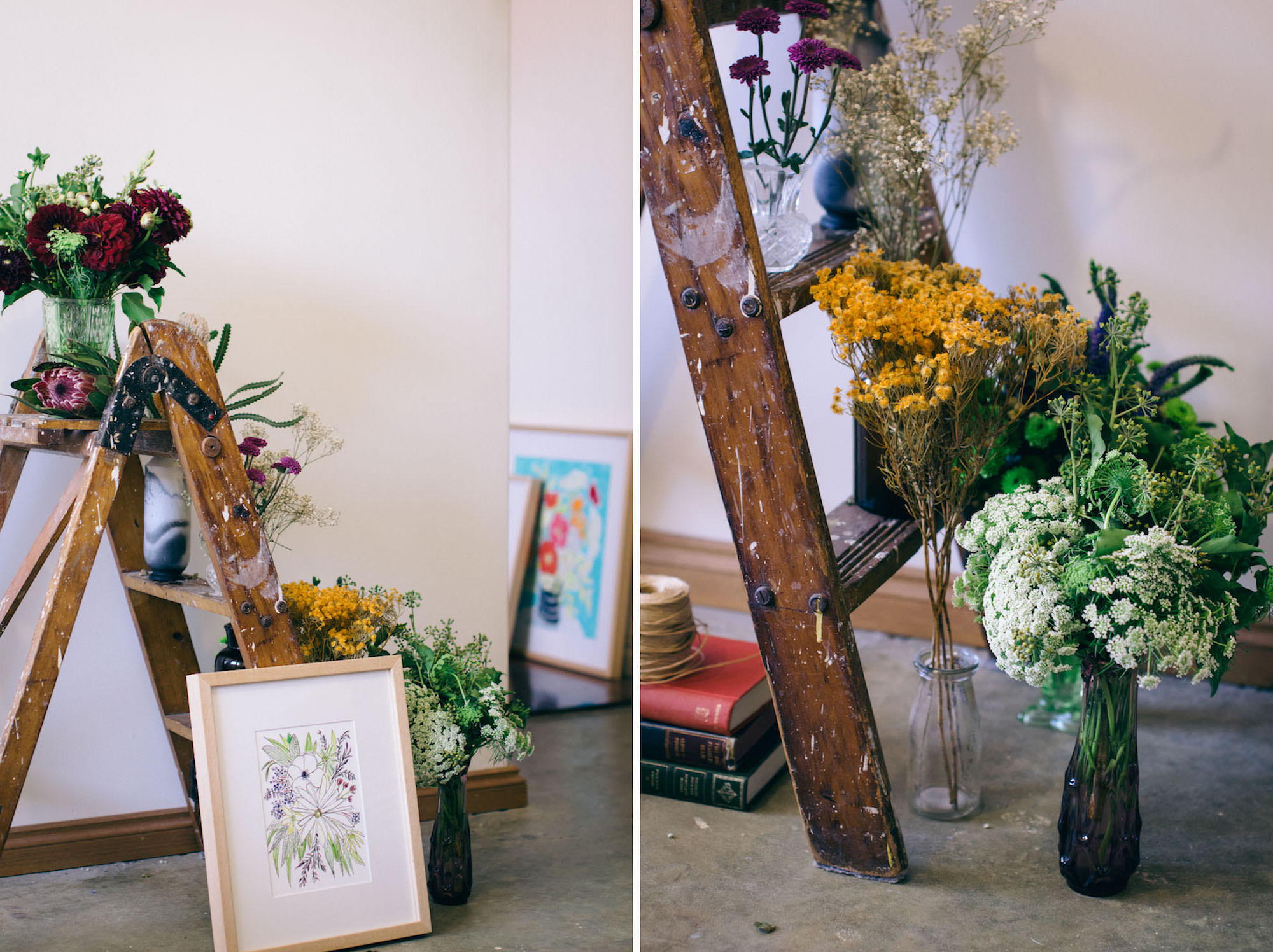 Creative Business Photography Ashleigh Perrella Artist Florist 14