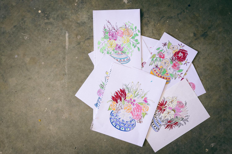 Creative Business Photography Ashleigh Perrella Artist Florist 18