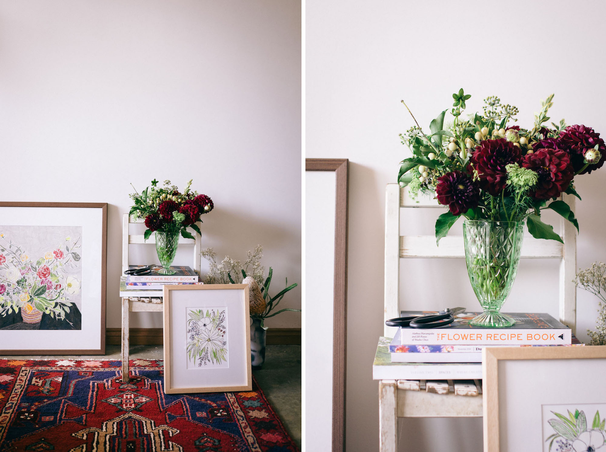 Creative Business Photography Ashleigh Perrella Artist Florist 4