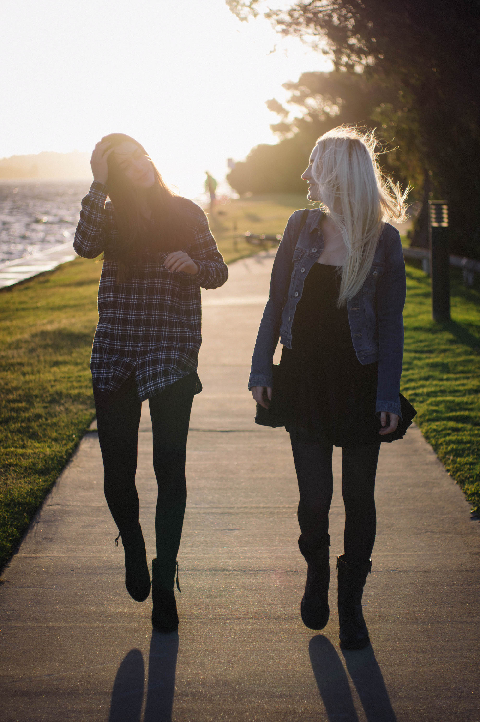 Swan River Perth Family Photography Sisters 4