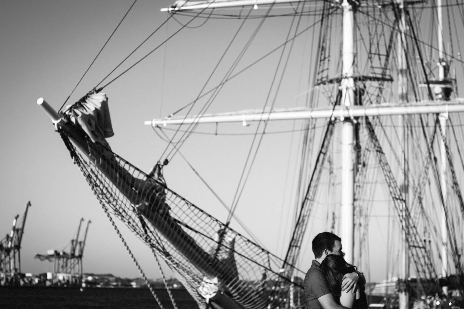 Fremantle Engagement Photographer Glen Kara Port 3
