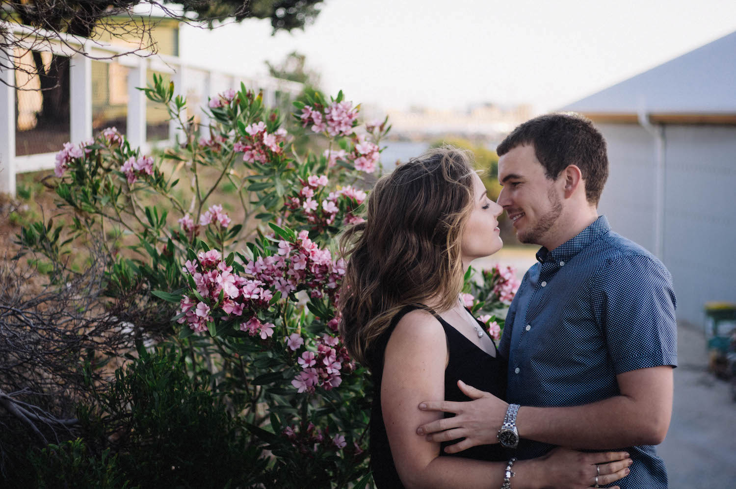 Fremantle Engagement Photographer Glen Kara Roundhouse 1