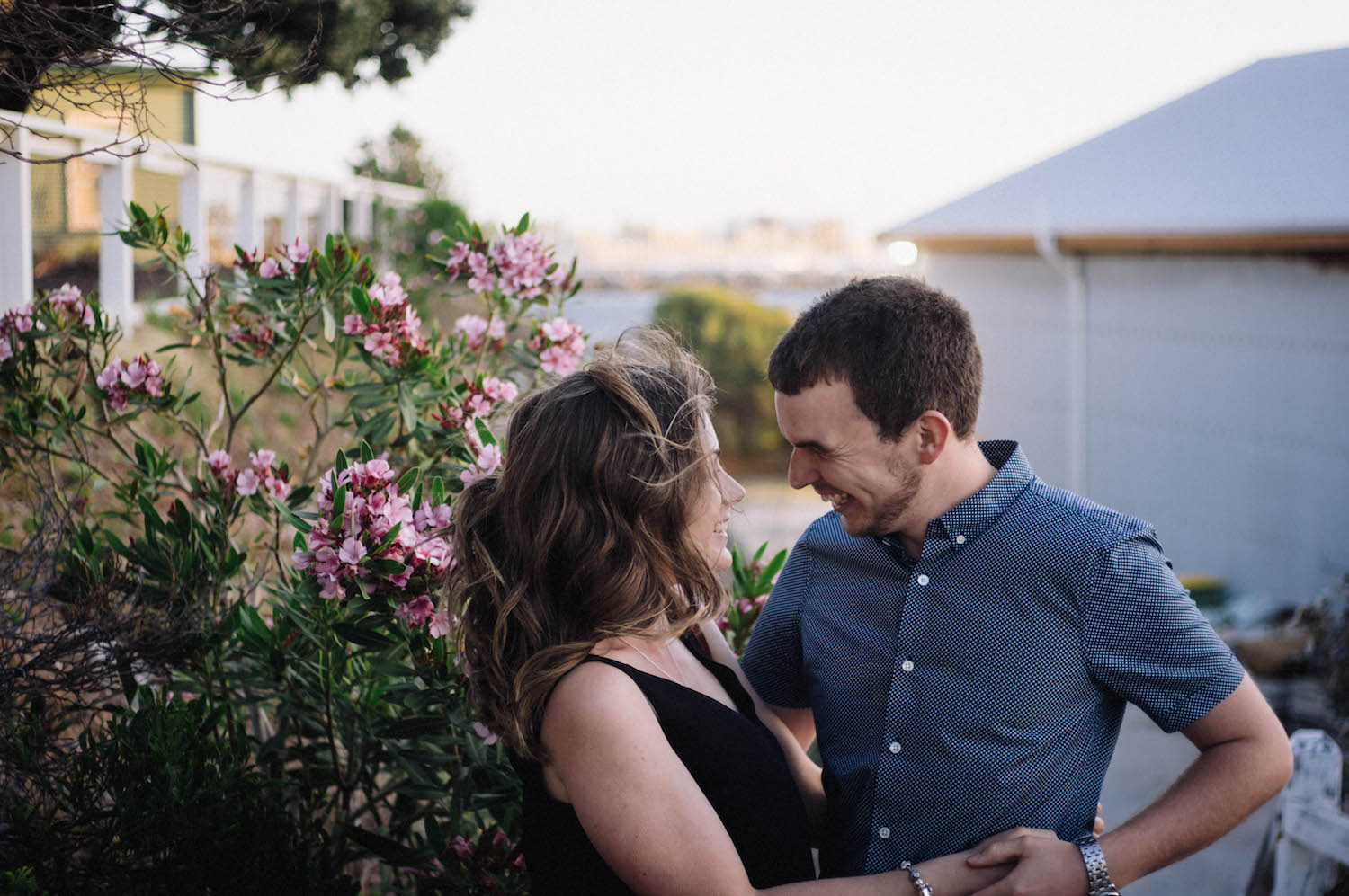 Fremantle Engagement Photographer Glen Kara Roundhouse 3