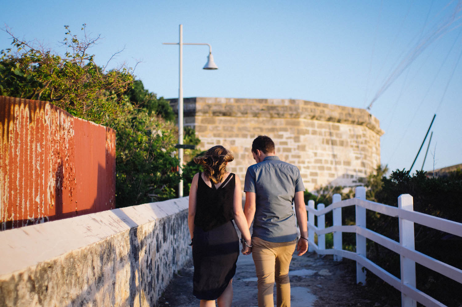 Fremantle Engagement Photographer Glen Kara Roundhouse 4