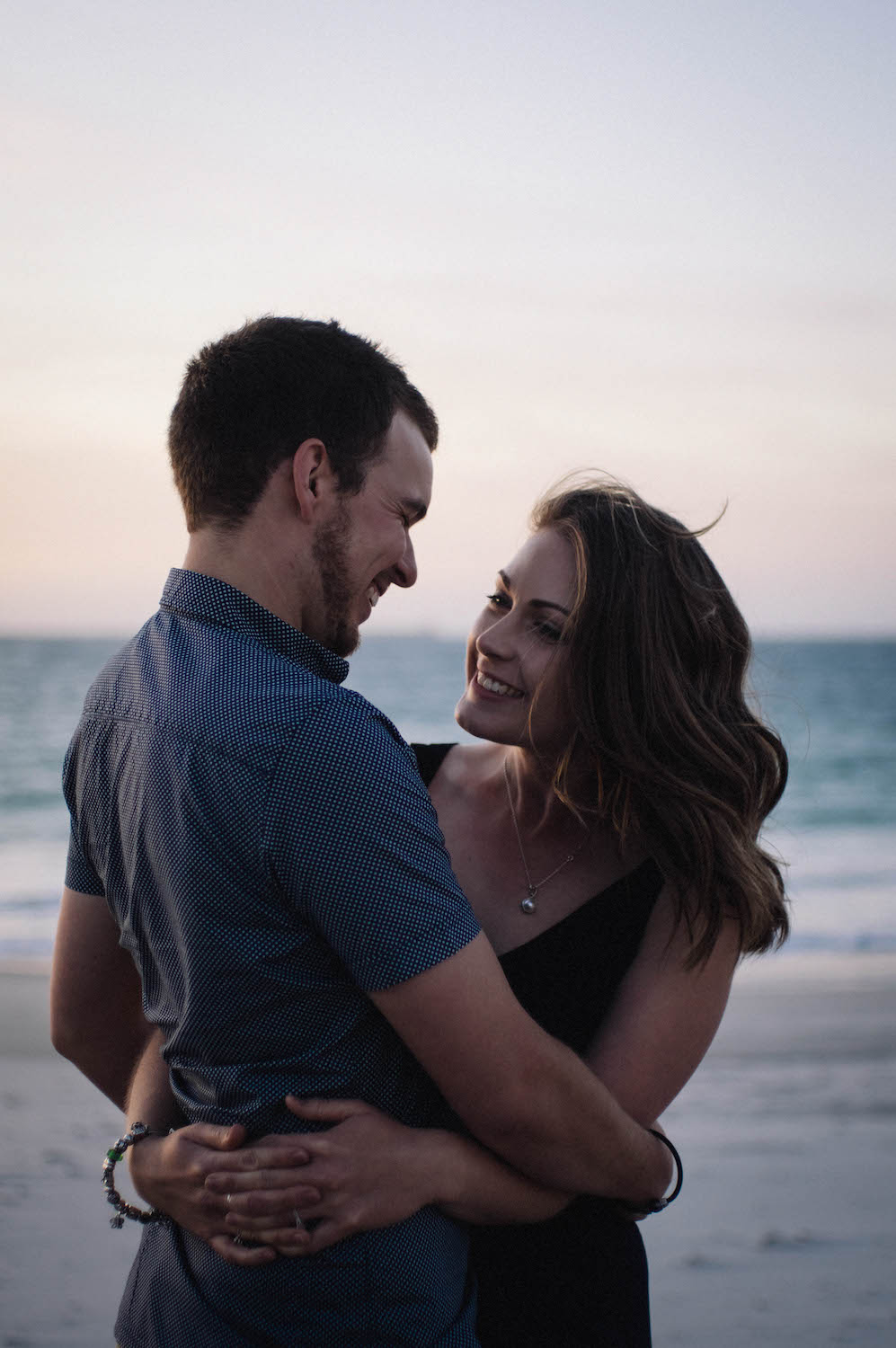 Fremantle Engagement Photographer Glen Kara Leighton Beach Sunset 3