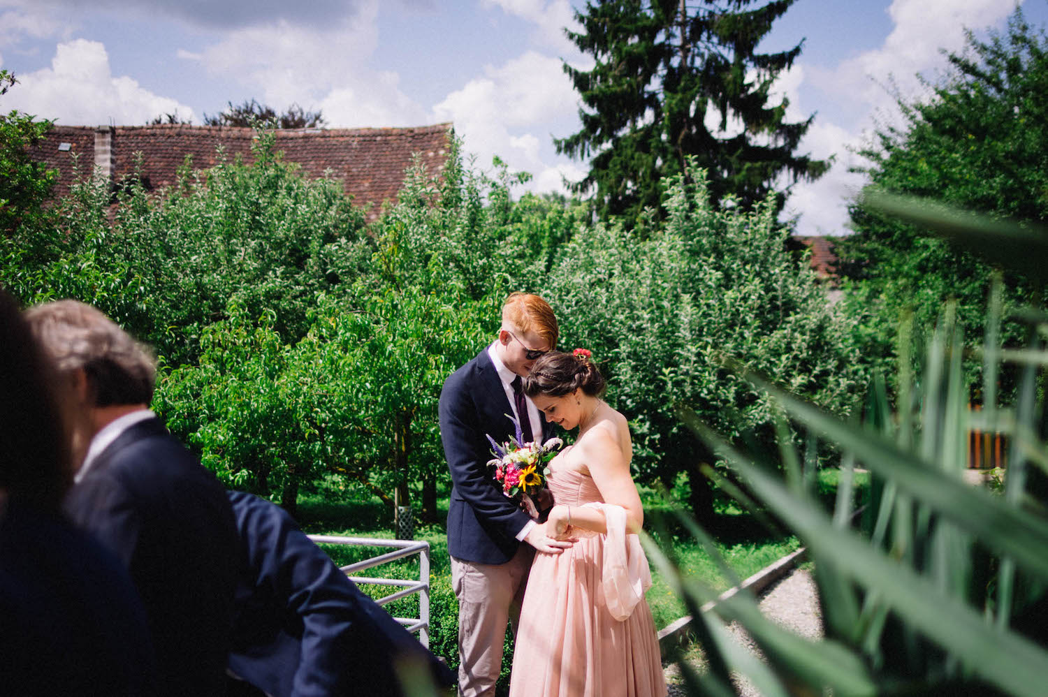 Basel Destination Wedding Photography Will & Fabs Garden Party 4