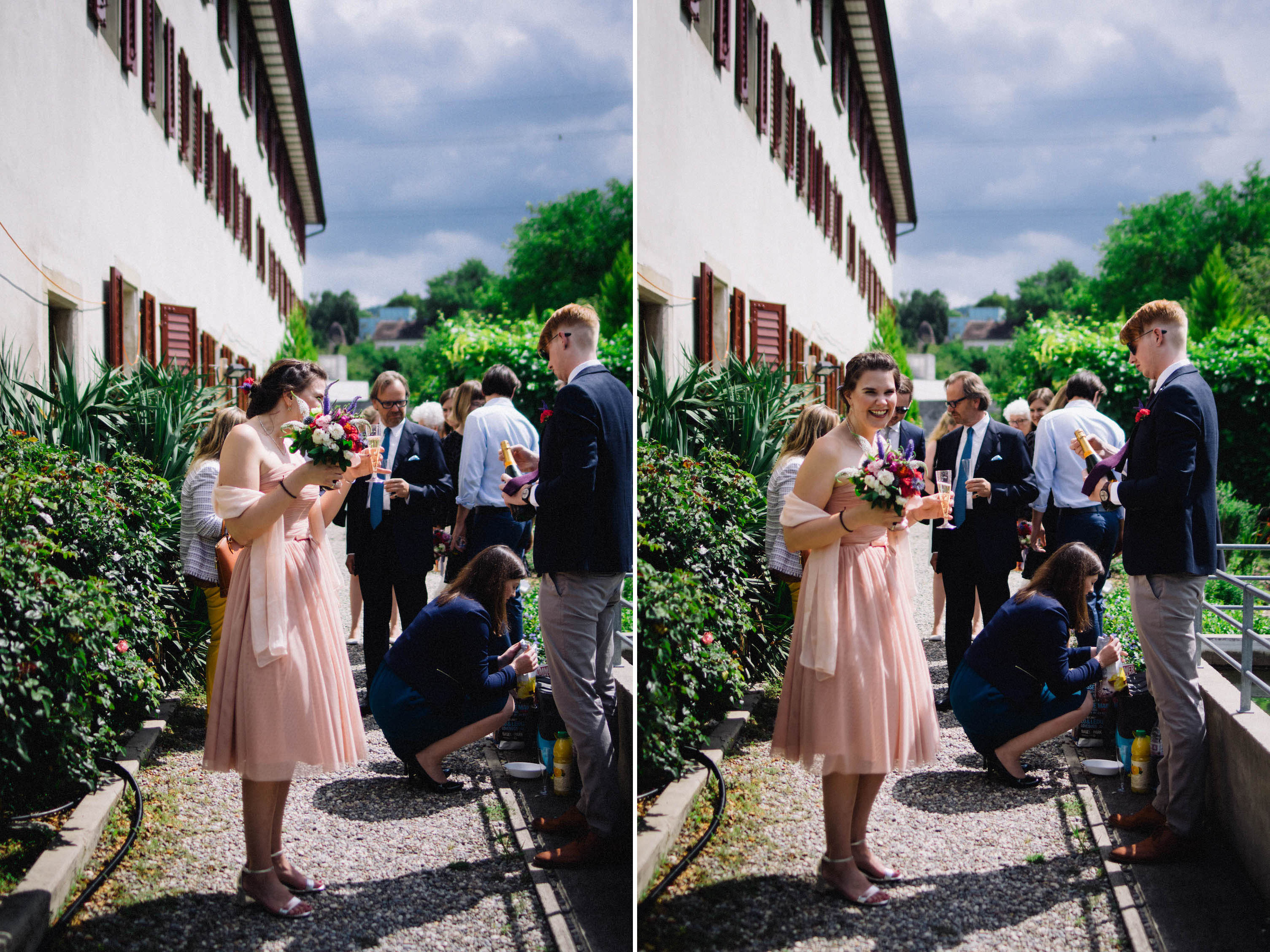 Basel Destination Wedding Photography Will & Fabs Garden Party 5
