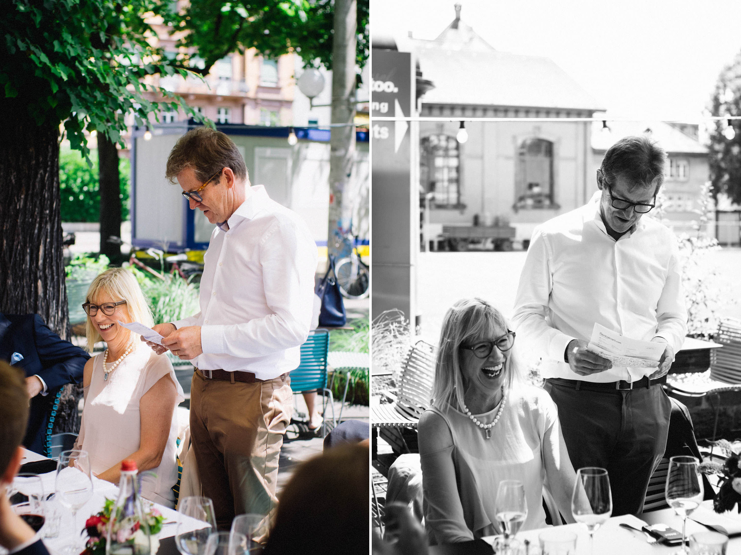 Basel Destination Wedding Photography Will & Fabs Parterre Lunch Reception 17