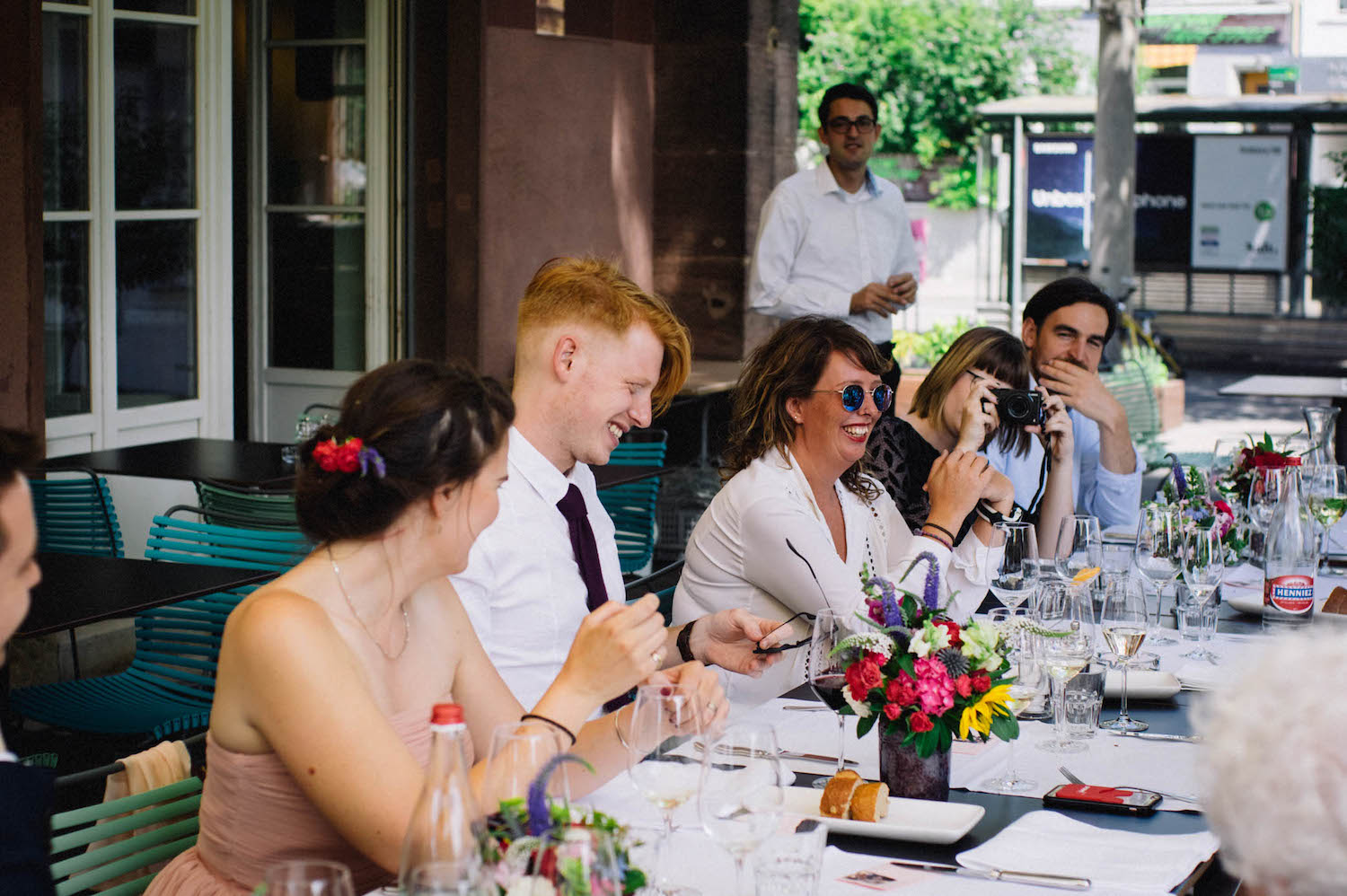 Basel Destination Wedding Photography Will & Fabs Parterre Lunch Reception 21
