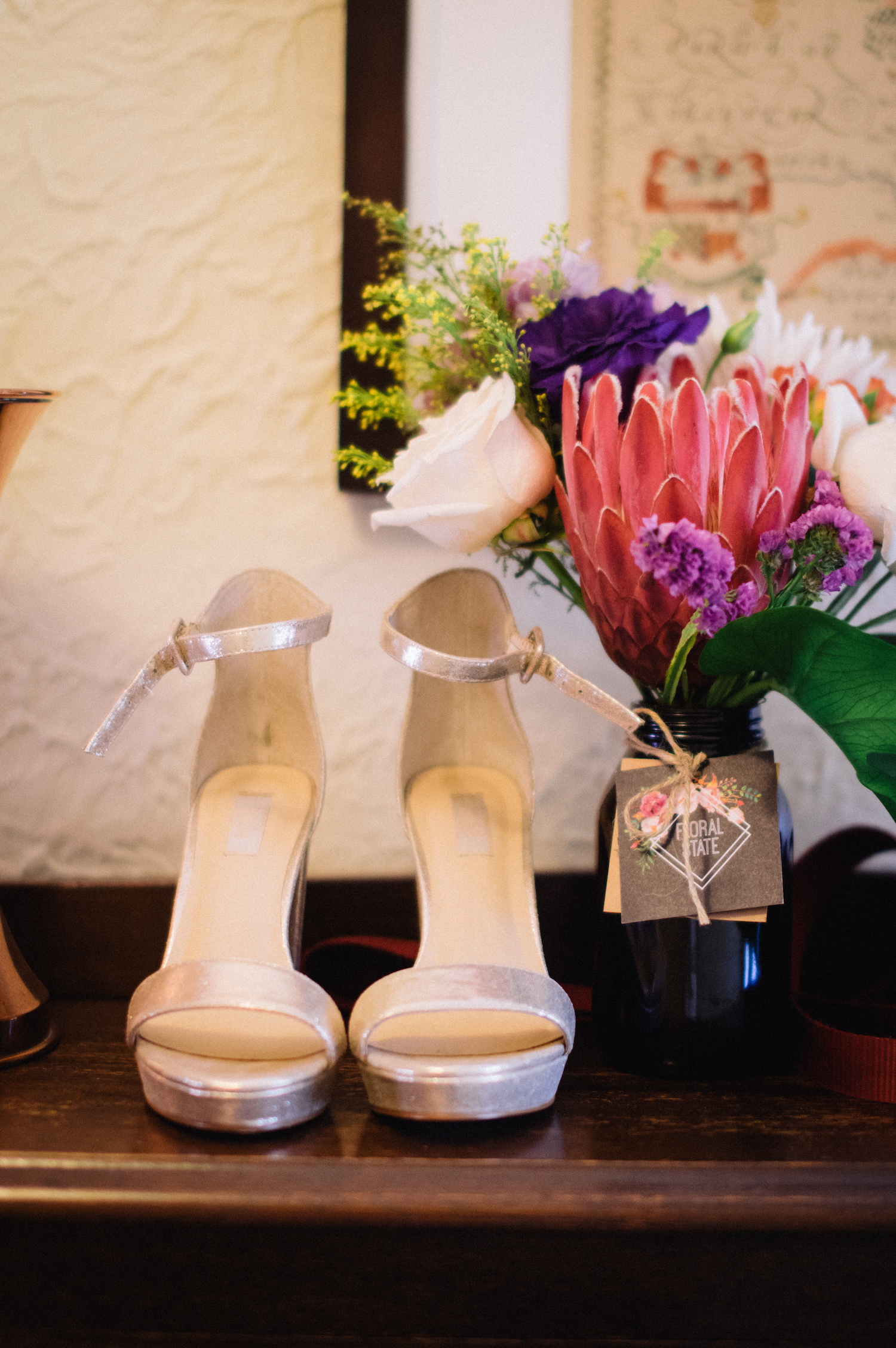 Perth Wedding Photography Aimee Rory Shoes
