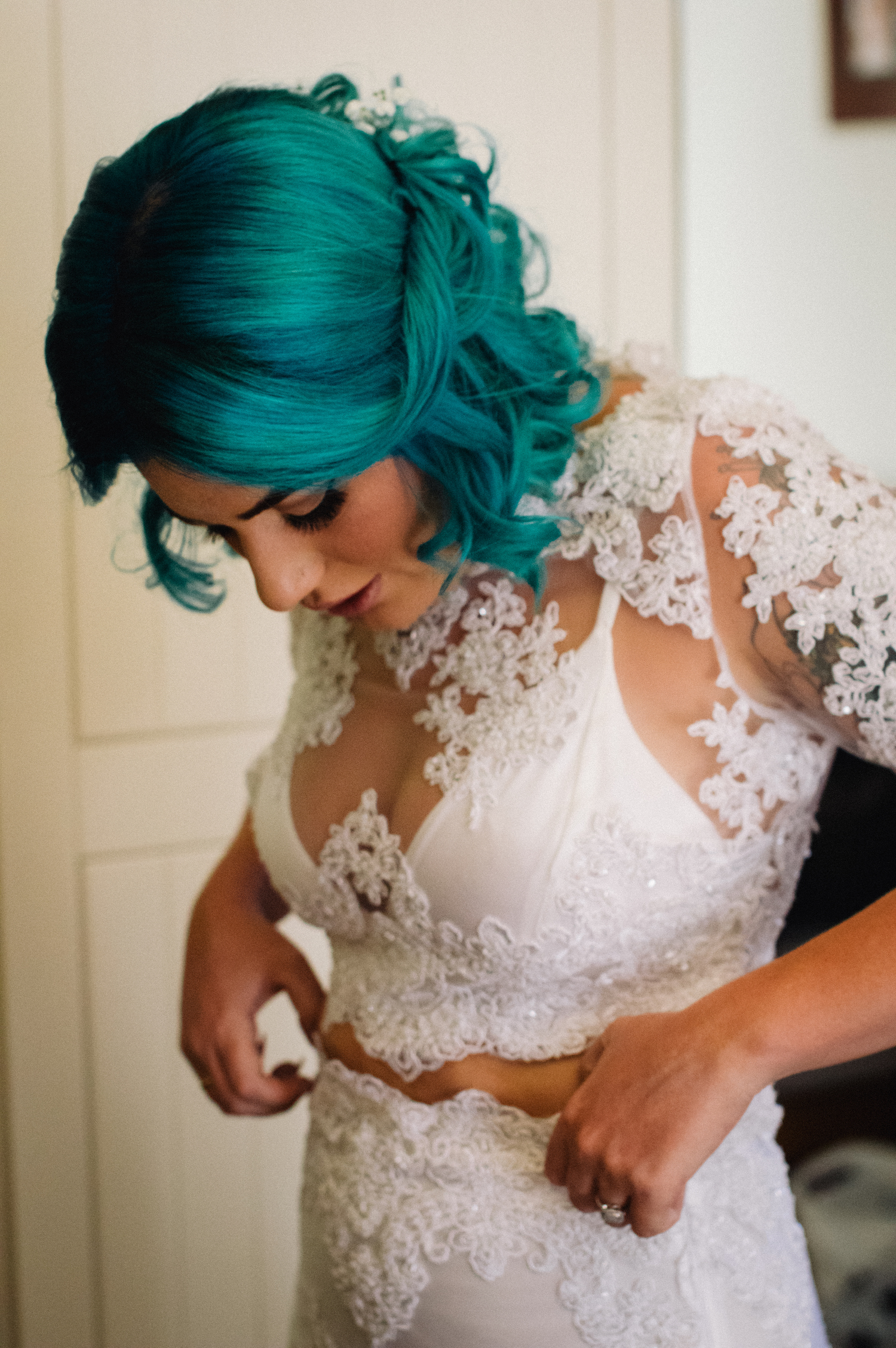 Perth Wedding Photography Aimee Rory Bridal Portrait
